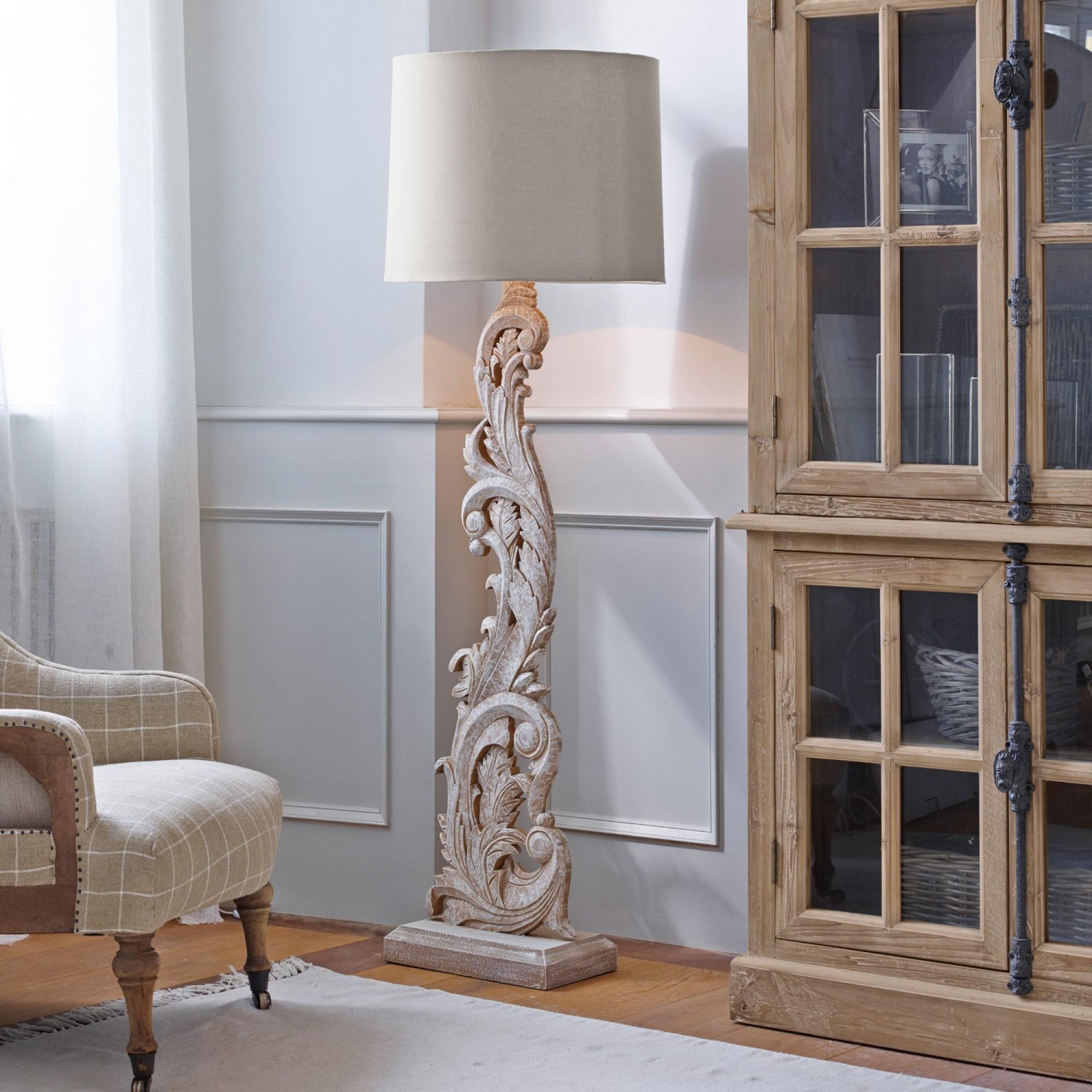 stehlampe talisha loberon coming home. Black Bedroom Furniture Sets. Home Design Ideas