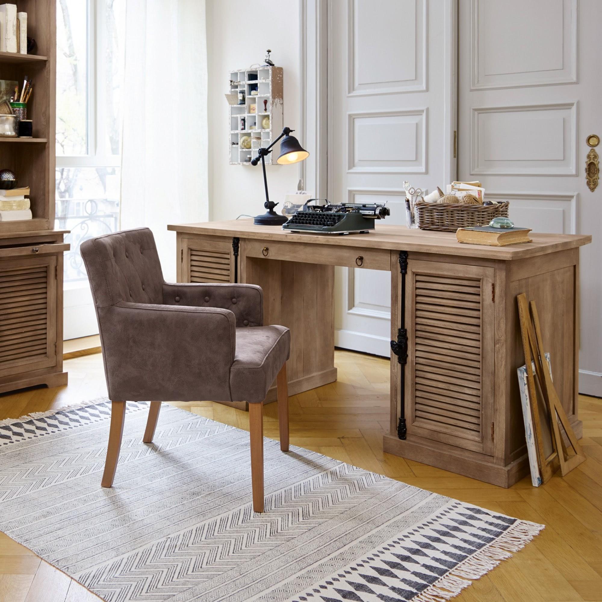 schreibtisch woodmore loberon coming home. Black Bedroom Furniture Sets. Home Design Ideas