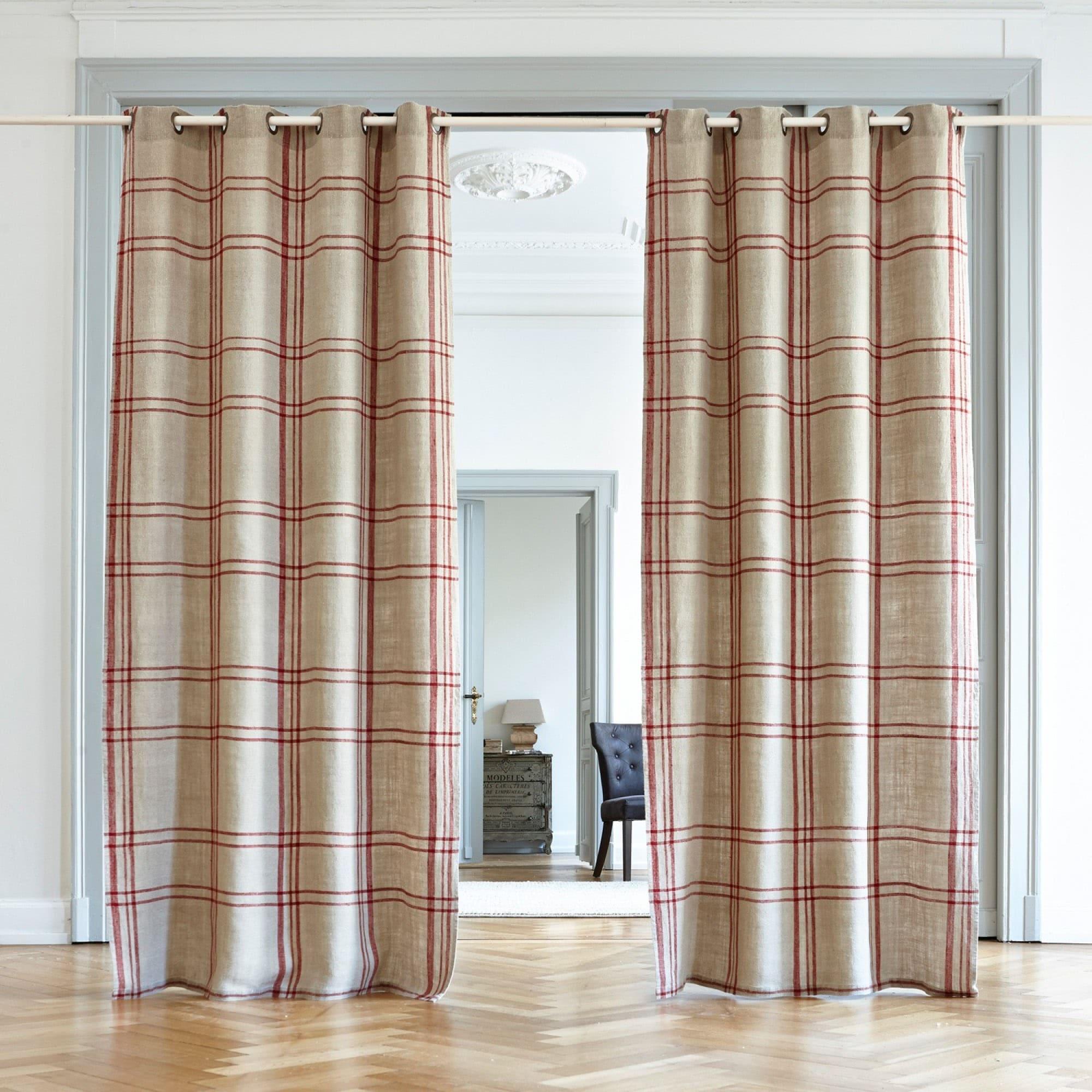 gardine goudet loberon coming home. Black Bedroom Furniture Sets. Home Design Ideas