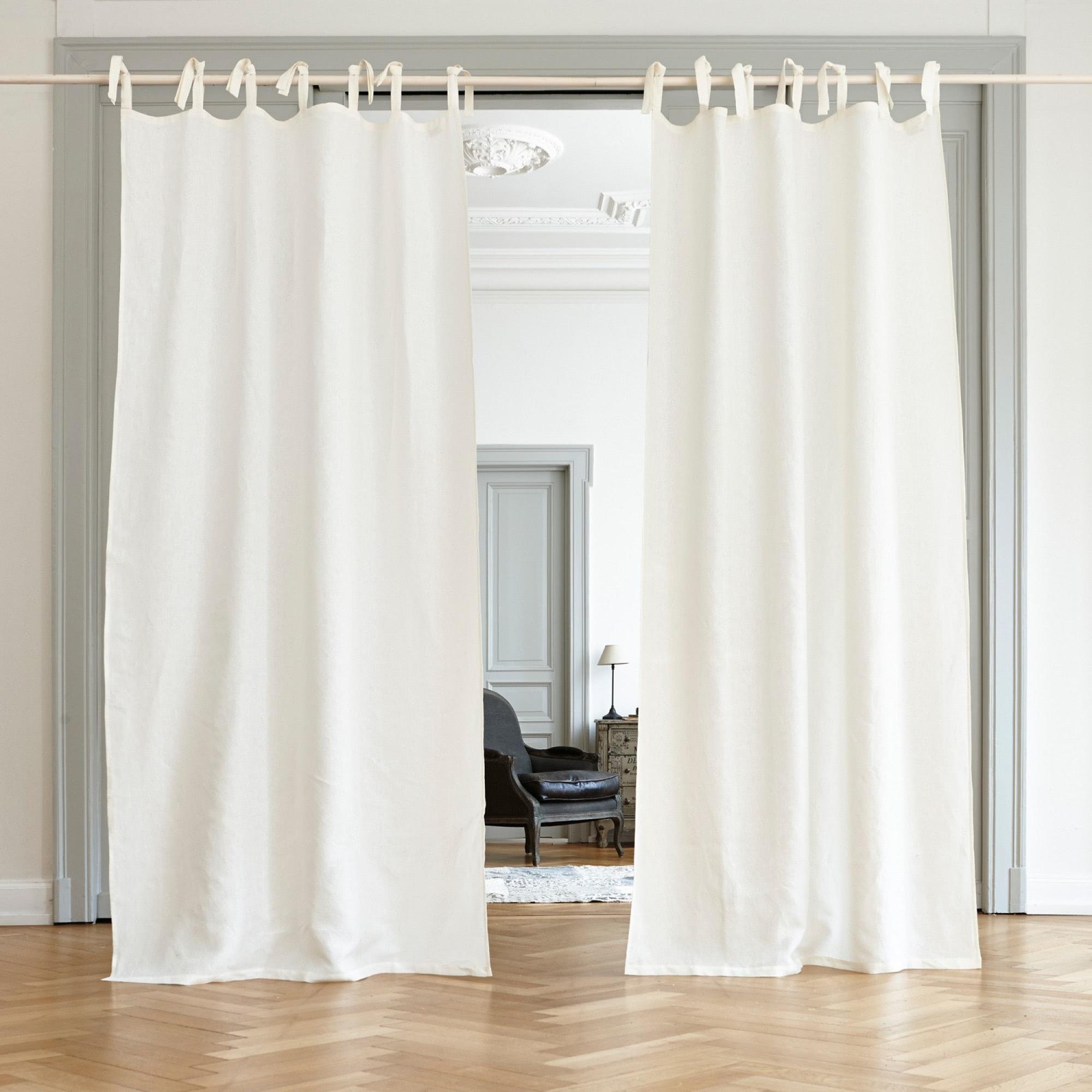 gardine aurora loberon coming home. Black Bedroom Furniture Sets. Home Design Ideas
