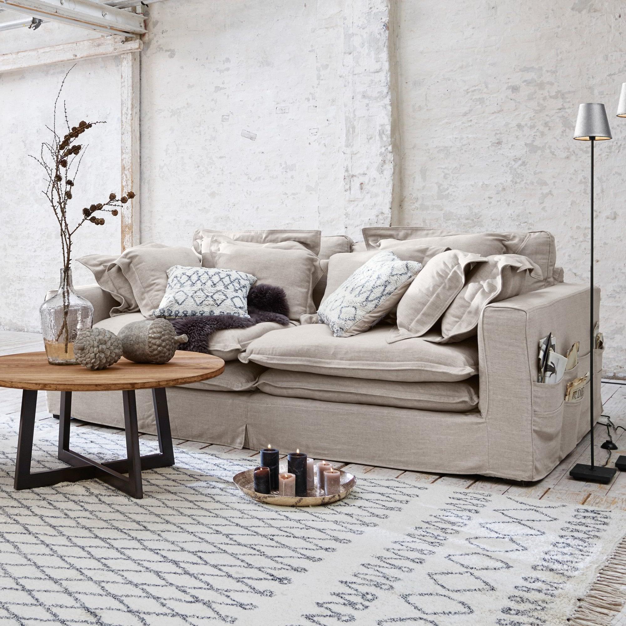 sofa terrell loberon coming home. Black Bedroom Furniture Sets. Home Design Ideas