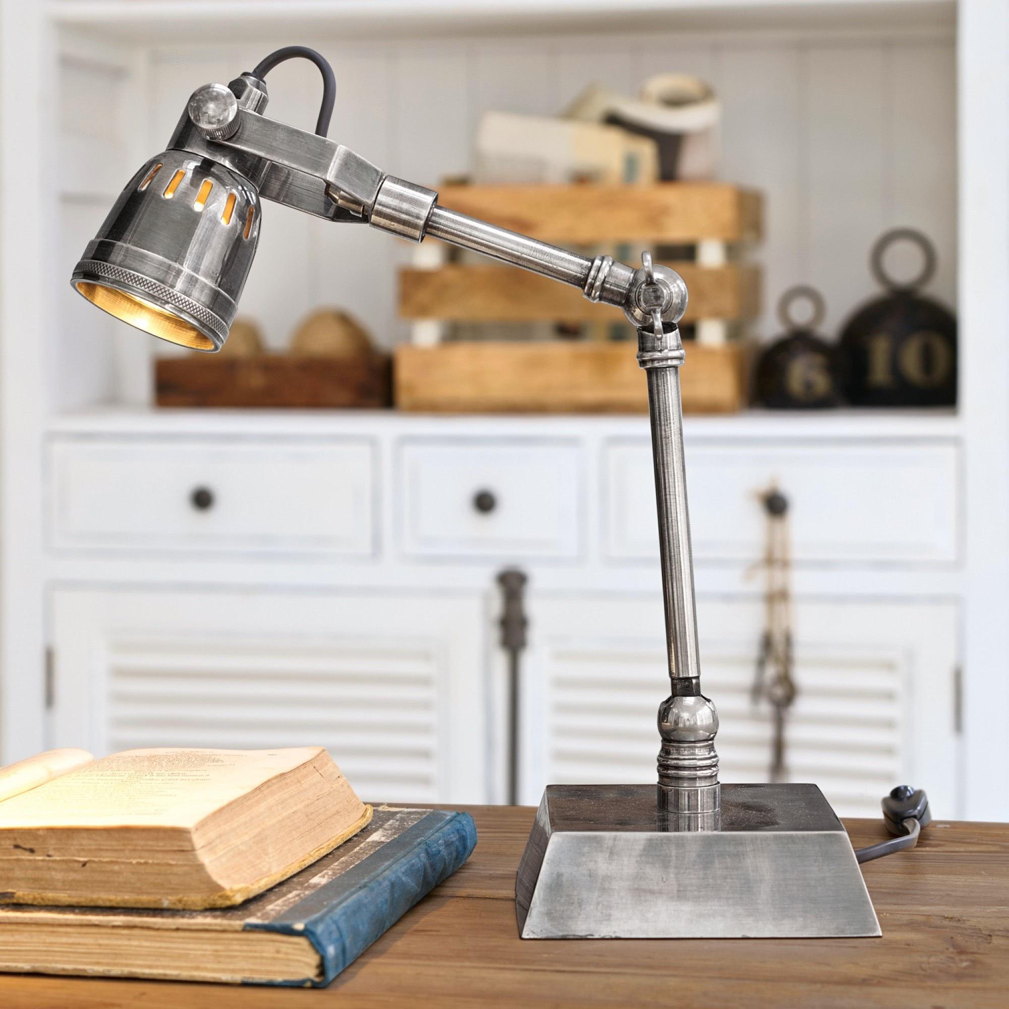 tischlampe reagan loberon coming home. Black Bedroom Furniture Sets. Home Design Ideas
