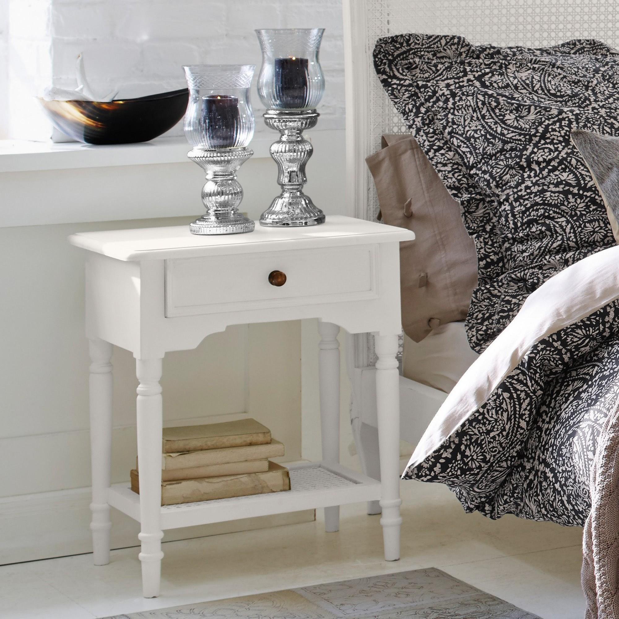 beistelltisch quinton loberon coming home. Black Bedroom Furniture Sets. Home Design Ideas