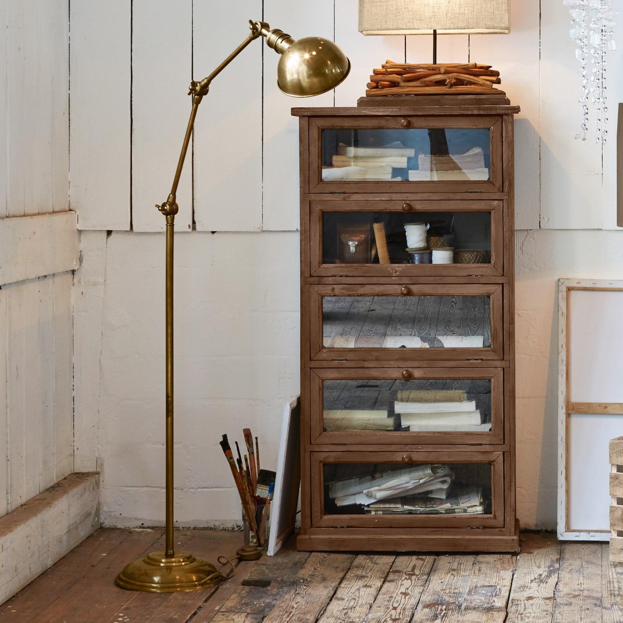 stehlampe tulsa loberon coming home. Black Bedroom Furniture Sets. Home Design Ideas