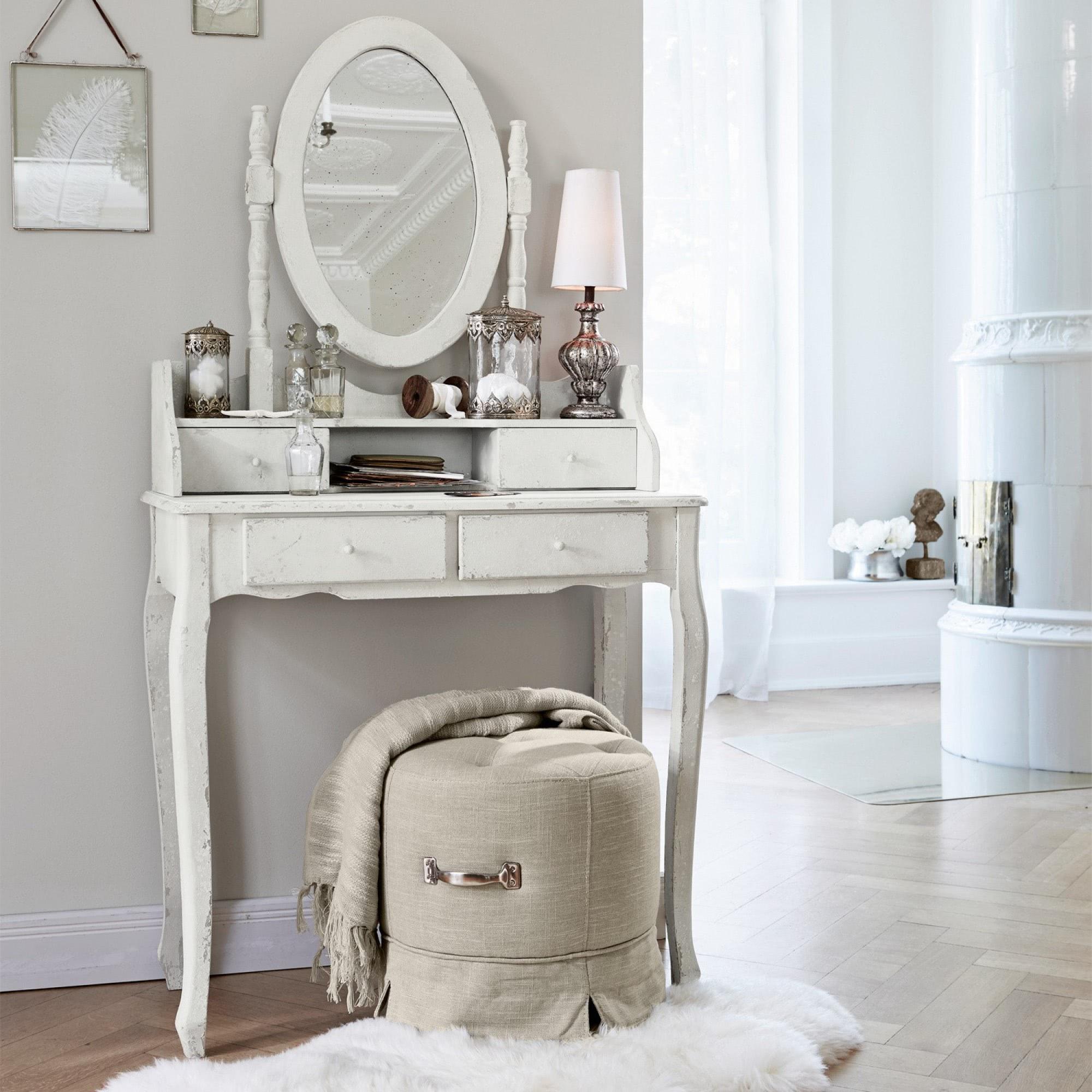 schminktisch vidette loberon coming home. Black Bedroom Furniture Sets. Home Design Ideas