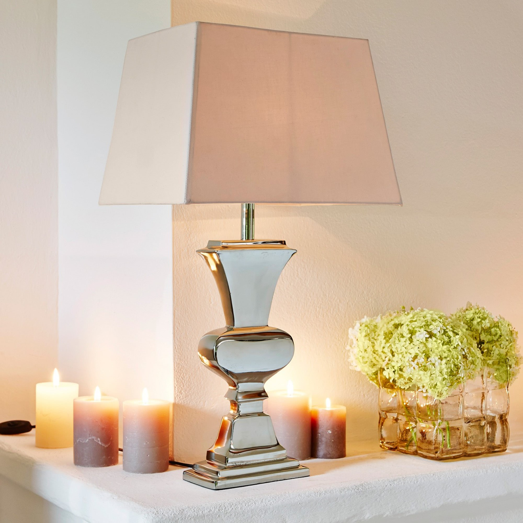 tischlampe feyona loberon coming home. Black Bedroom Furniture Sets. Home Design Ideas