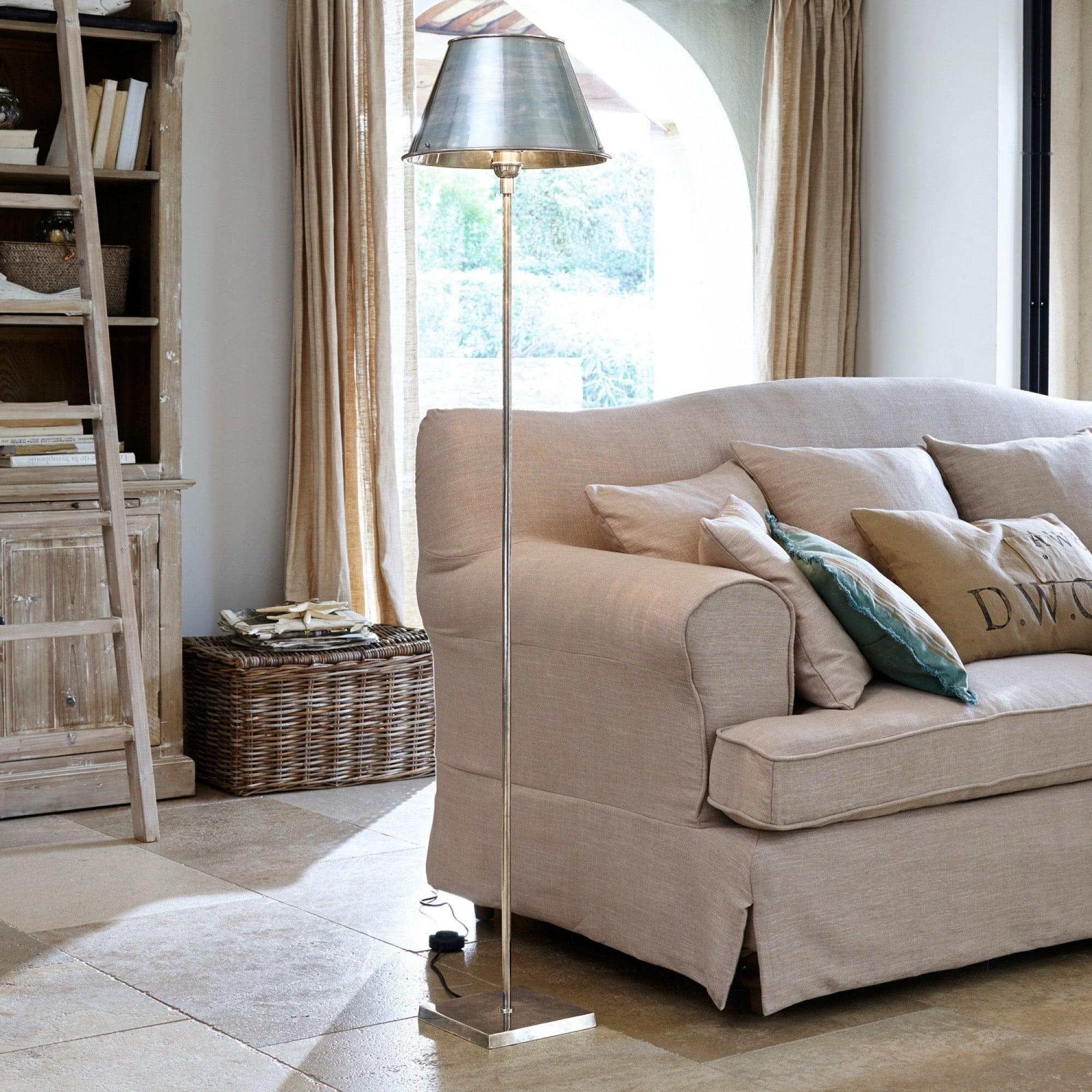 stehlampe pauleen loberon coming home. Black Bedroom Furniture Sets. Home Design Ideas