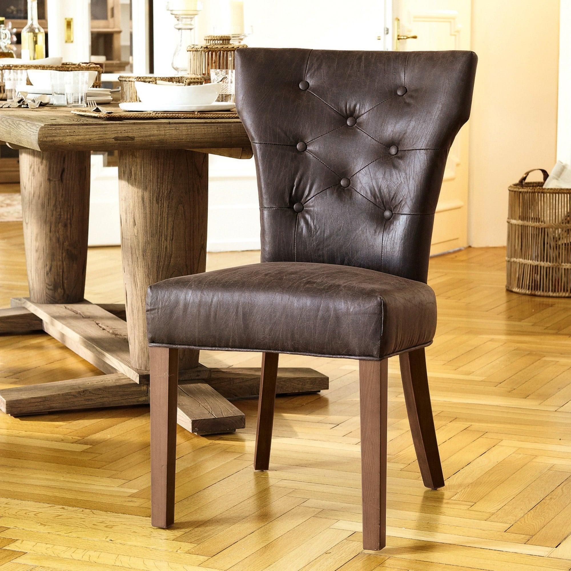 stuhl moreno loberon coming home. Black Bedroom Furniture Sets. Home Design Ideas