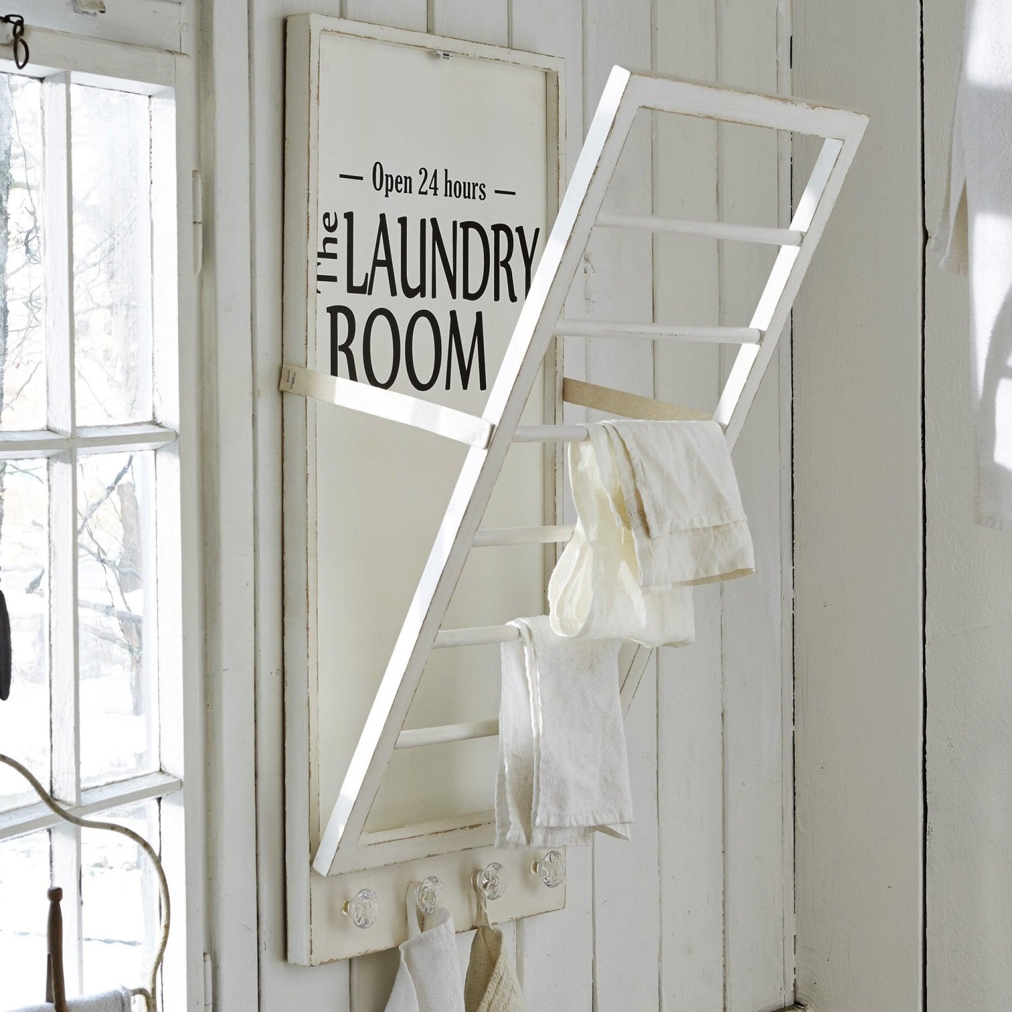 handtuchhalter laundry room loberon coming home. Black Bedroom Furniture Sets. Home Design Ideas