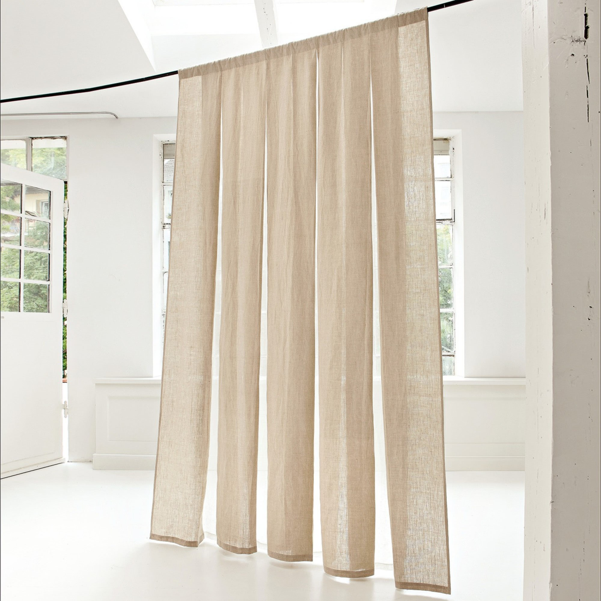 gardine la rochelle loberon coming home. Black Bedroom Furniture Sets. Home Design Ideas