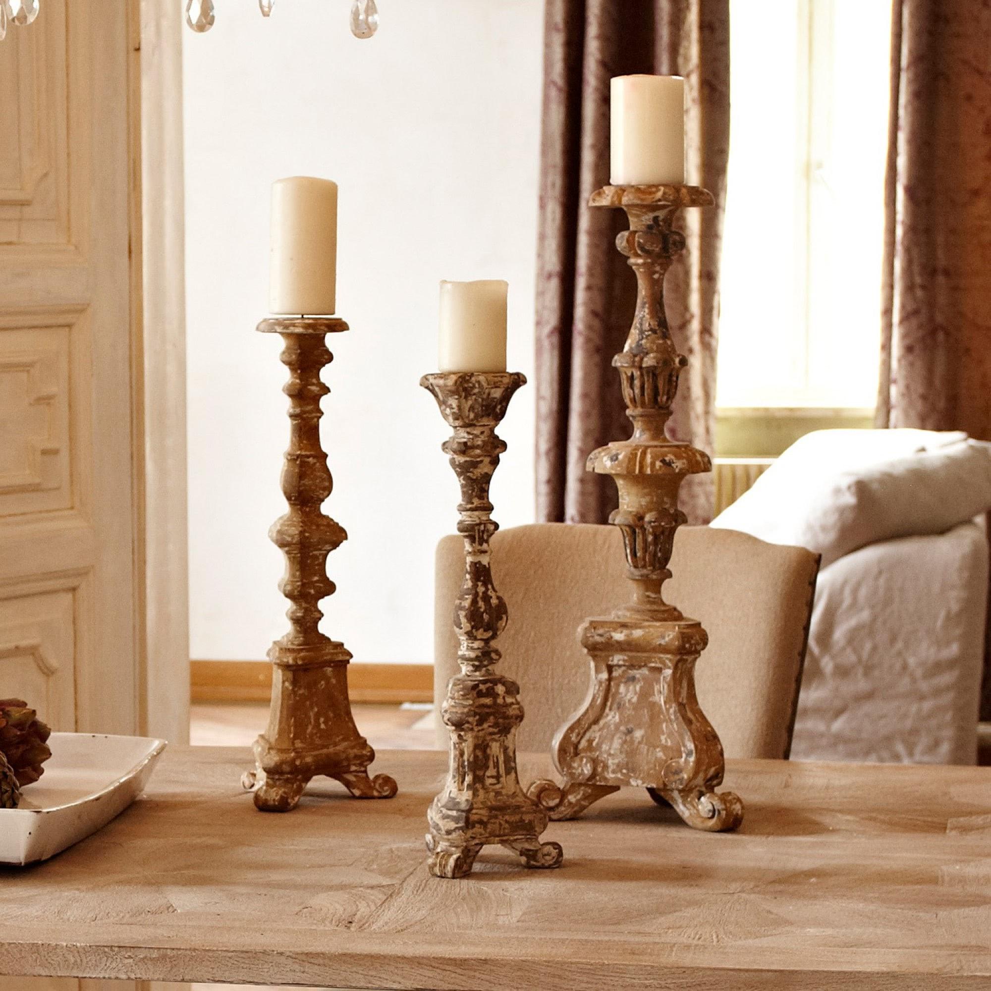Kerzenständer 3er Set : kerzenst nder 3er set rubigny loberon coming home ~ Watch28wear.com Haus und Dekorationen