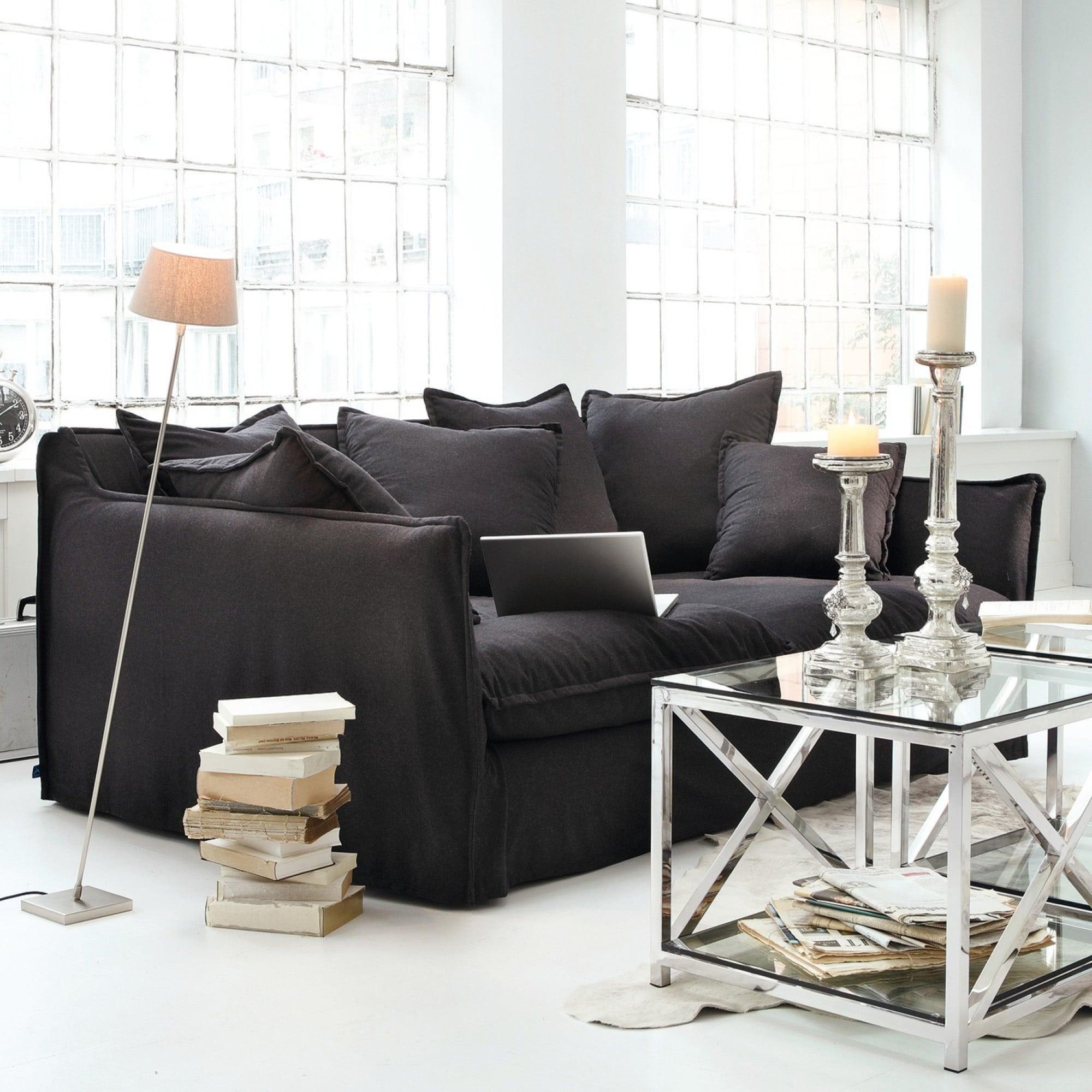 sofa thornton loberon coming home. Black Bedroom Furniture Sets. Home Design Ideas