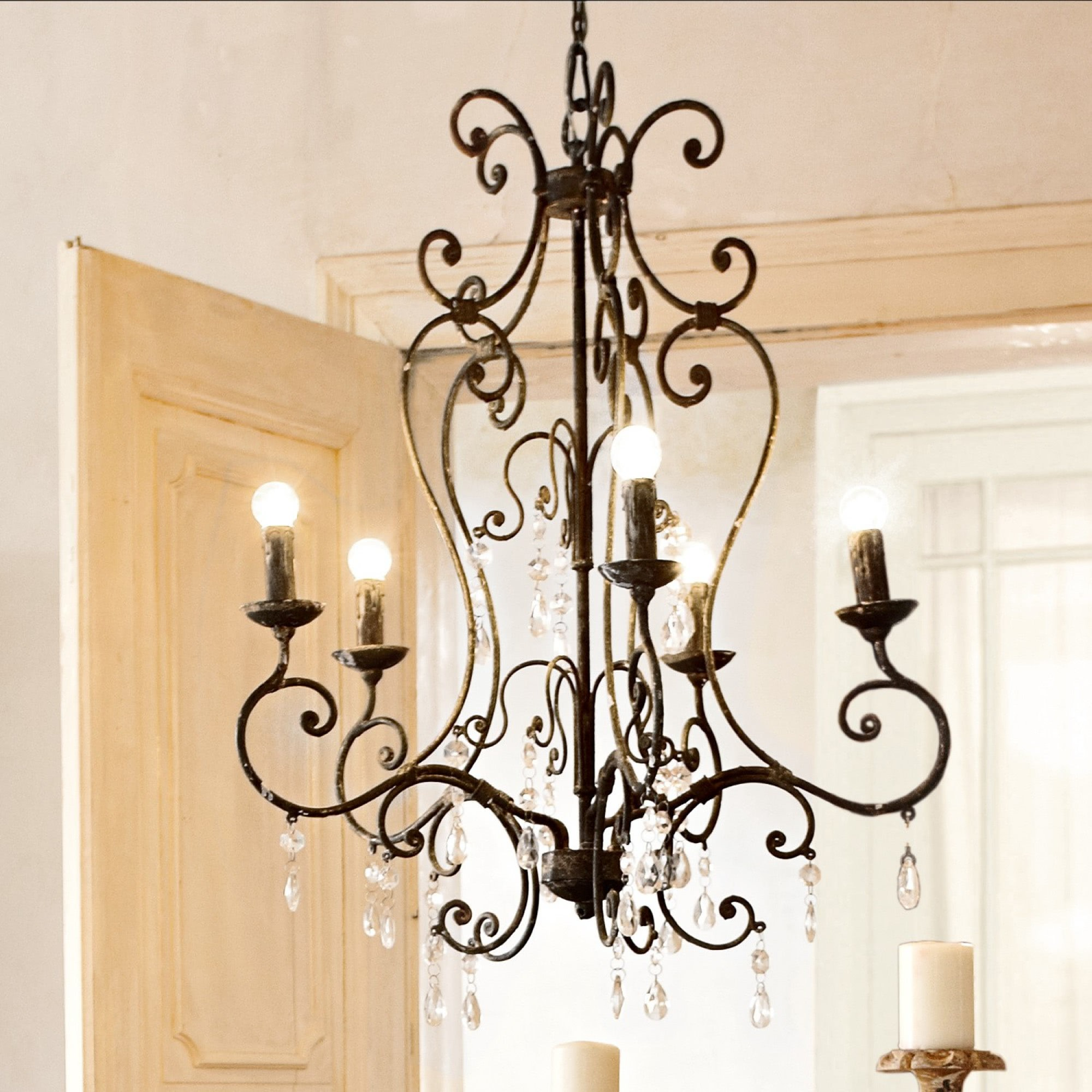 leuchter lumeau loberon coming home. Black Bedroom Furniture Sets. Home Design Ideas