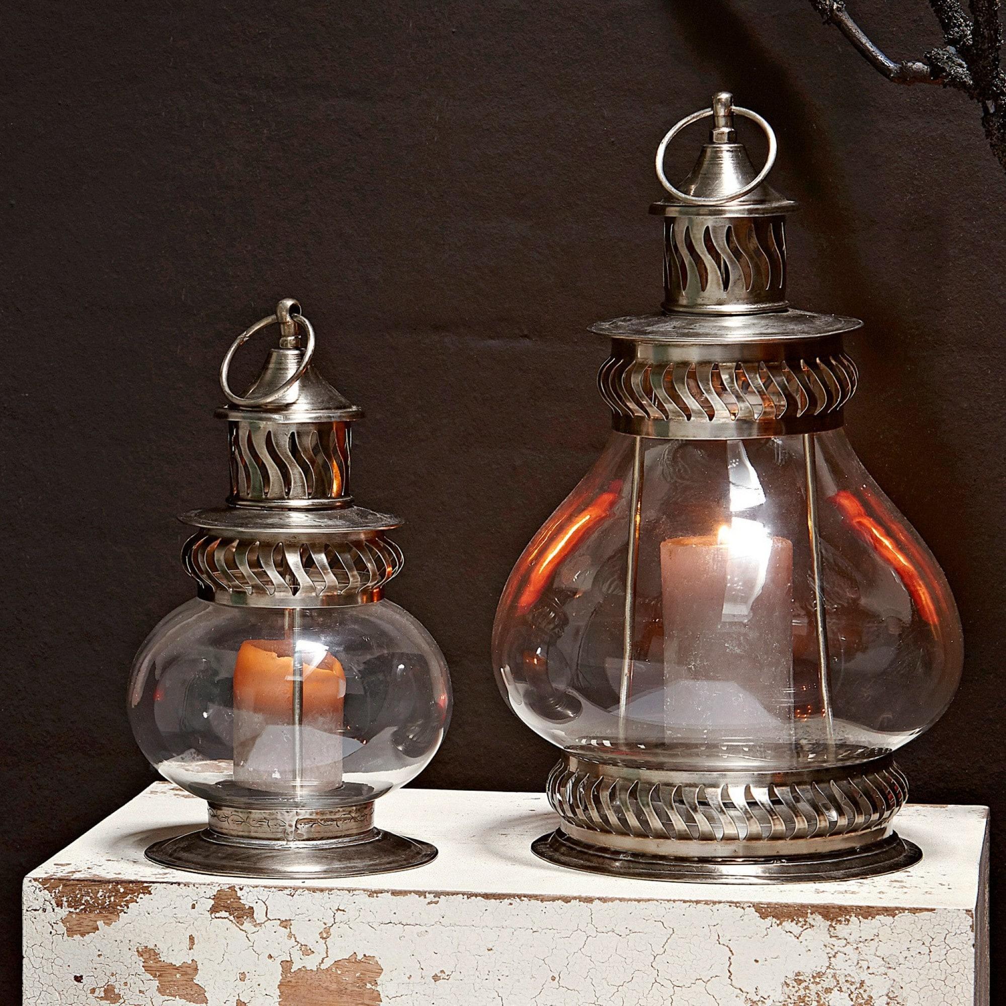 laterne 2er set mirabel loberon. Black Bedroom Furniture Sets. Home Design Ideas