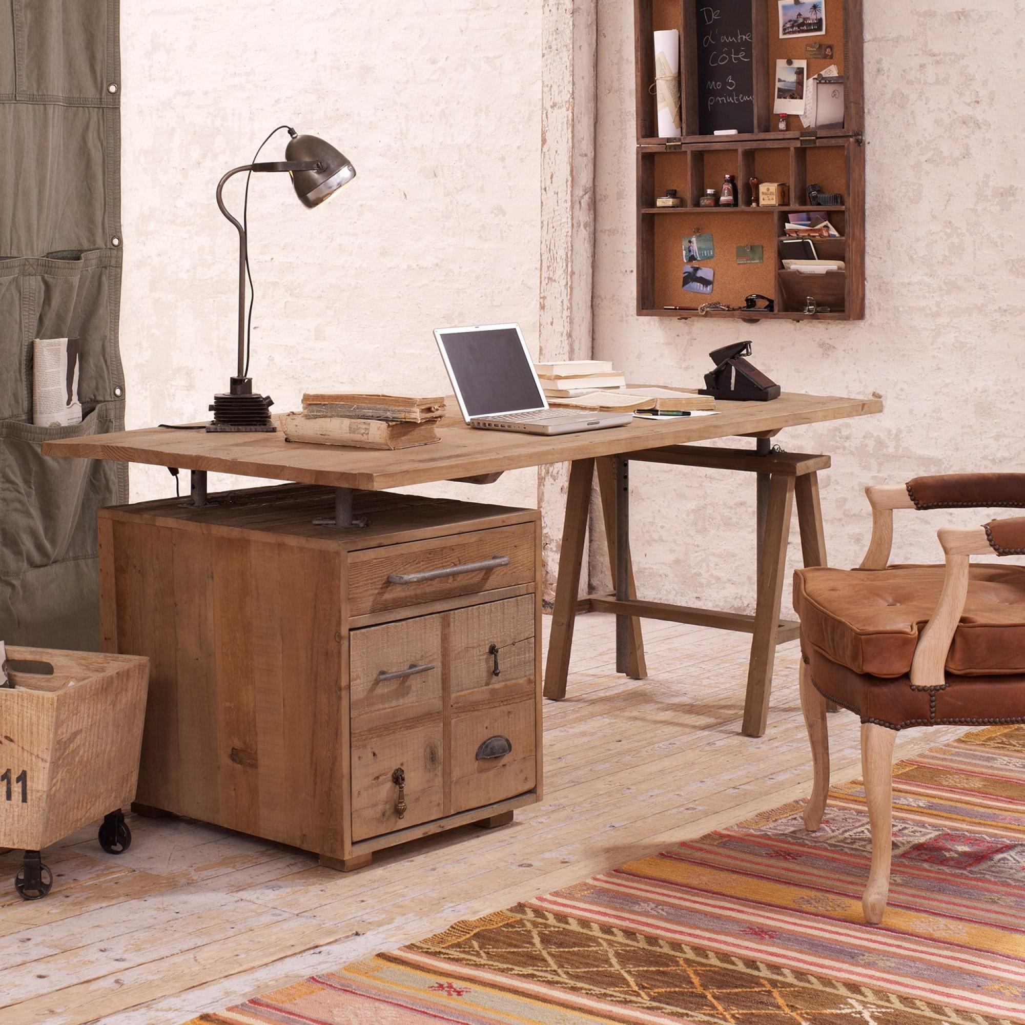 schreibtisch dawson loberon coming home. Black Bedroom Furniture Sets. Home Design Ideas