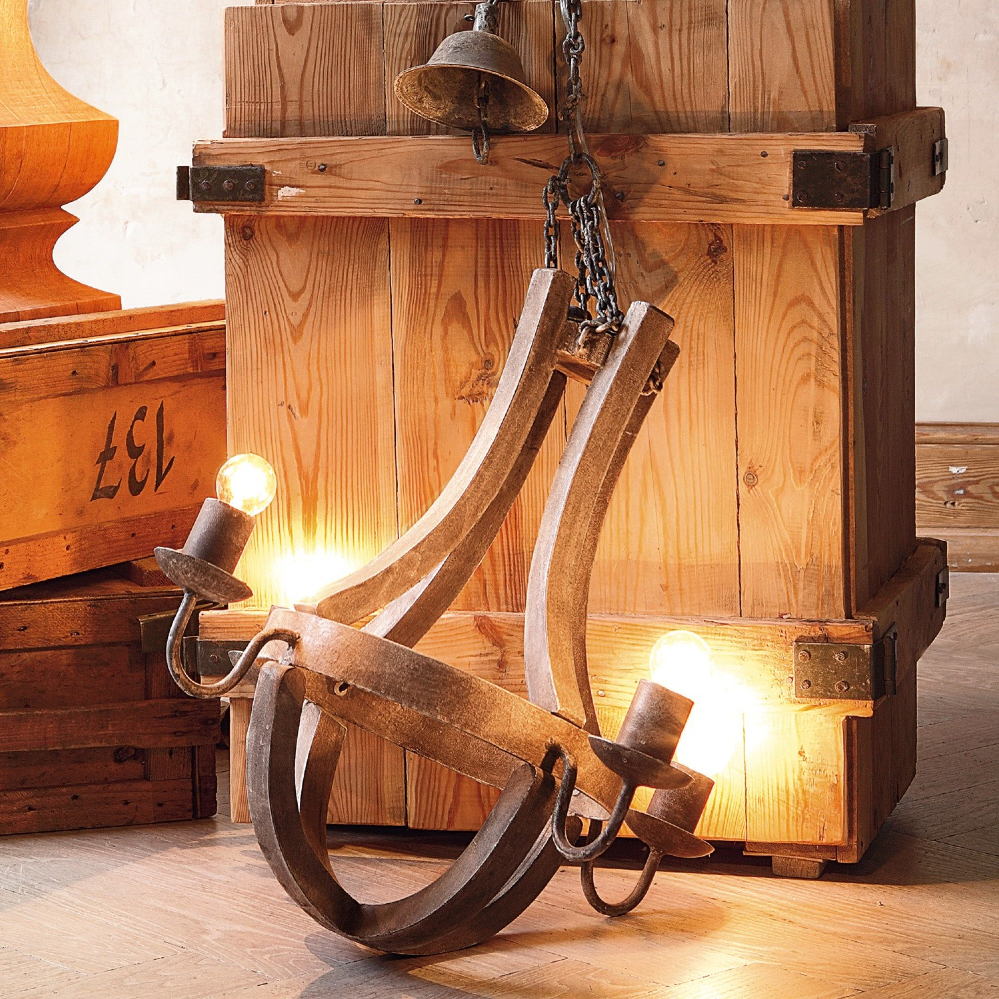 leuchter aspen loberon coming home. Black Bedroom Furniture Sets. Home Design Ideas