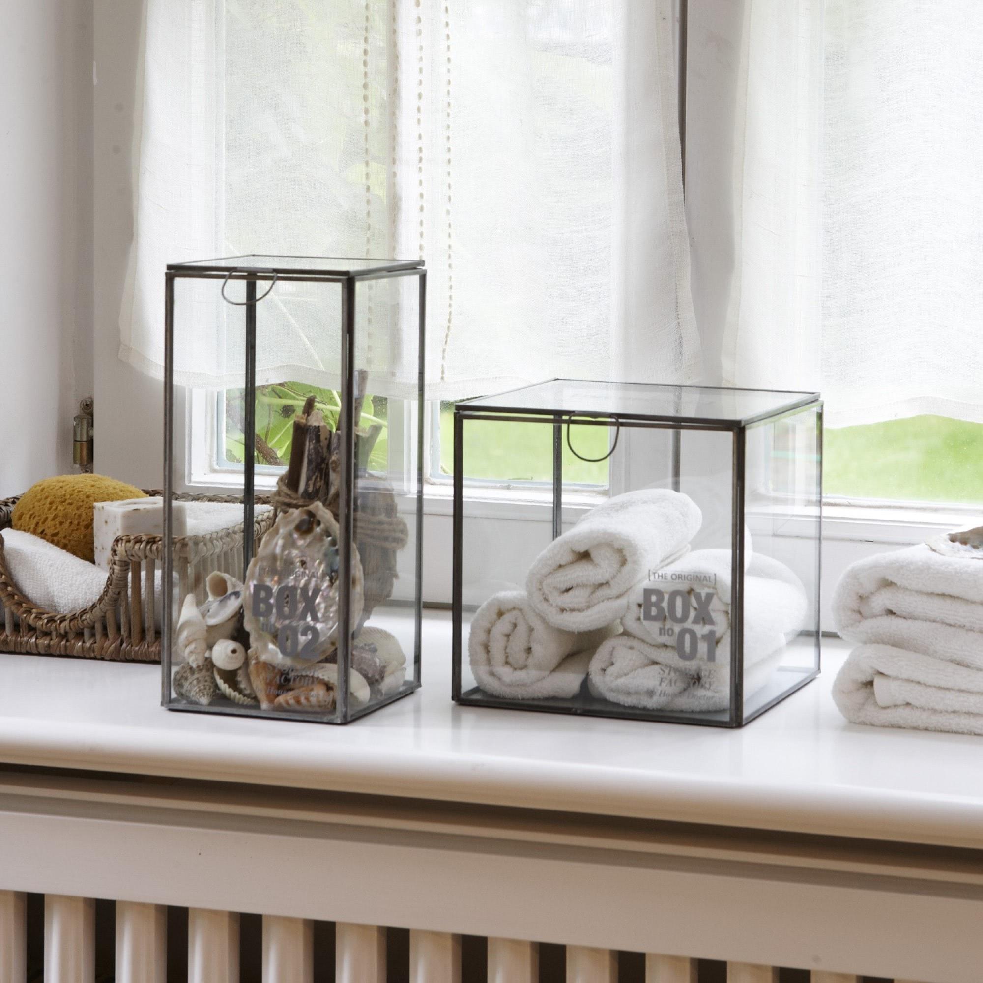 glasbox 2er set chamarel loberon coming home. Black Bedroom Furniture Sets. Home Design Ideas
