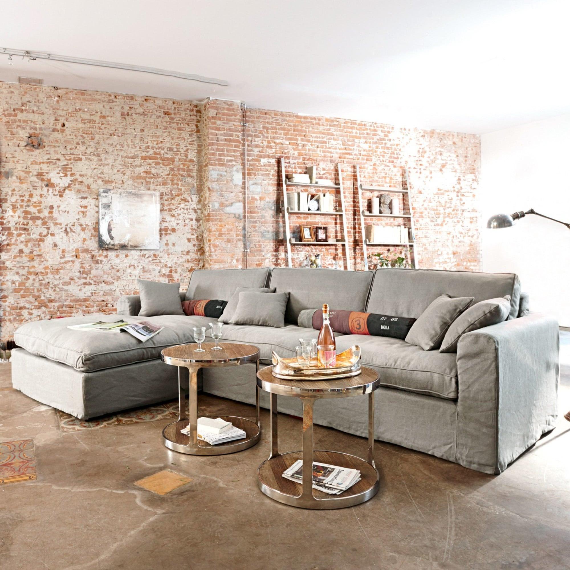 Sofa seaford loberon coming home for Design wohnen
