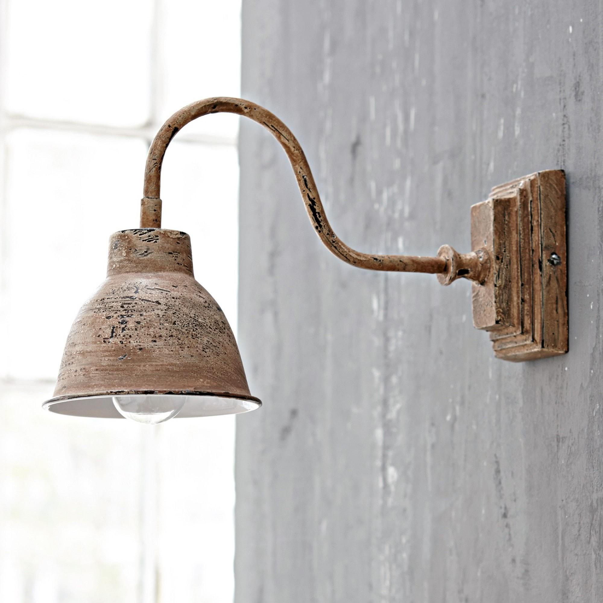 wandlampe iggy loberon coming home. Black Bedroom Furniture Sets. Home Design Ideas