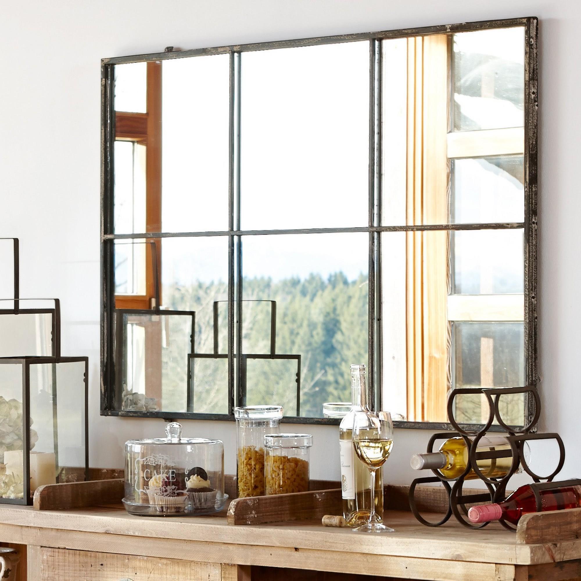 spiegel bear loberon coming home. Black Bedroom Furniture Sets. Home Design Ideas