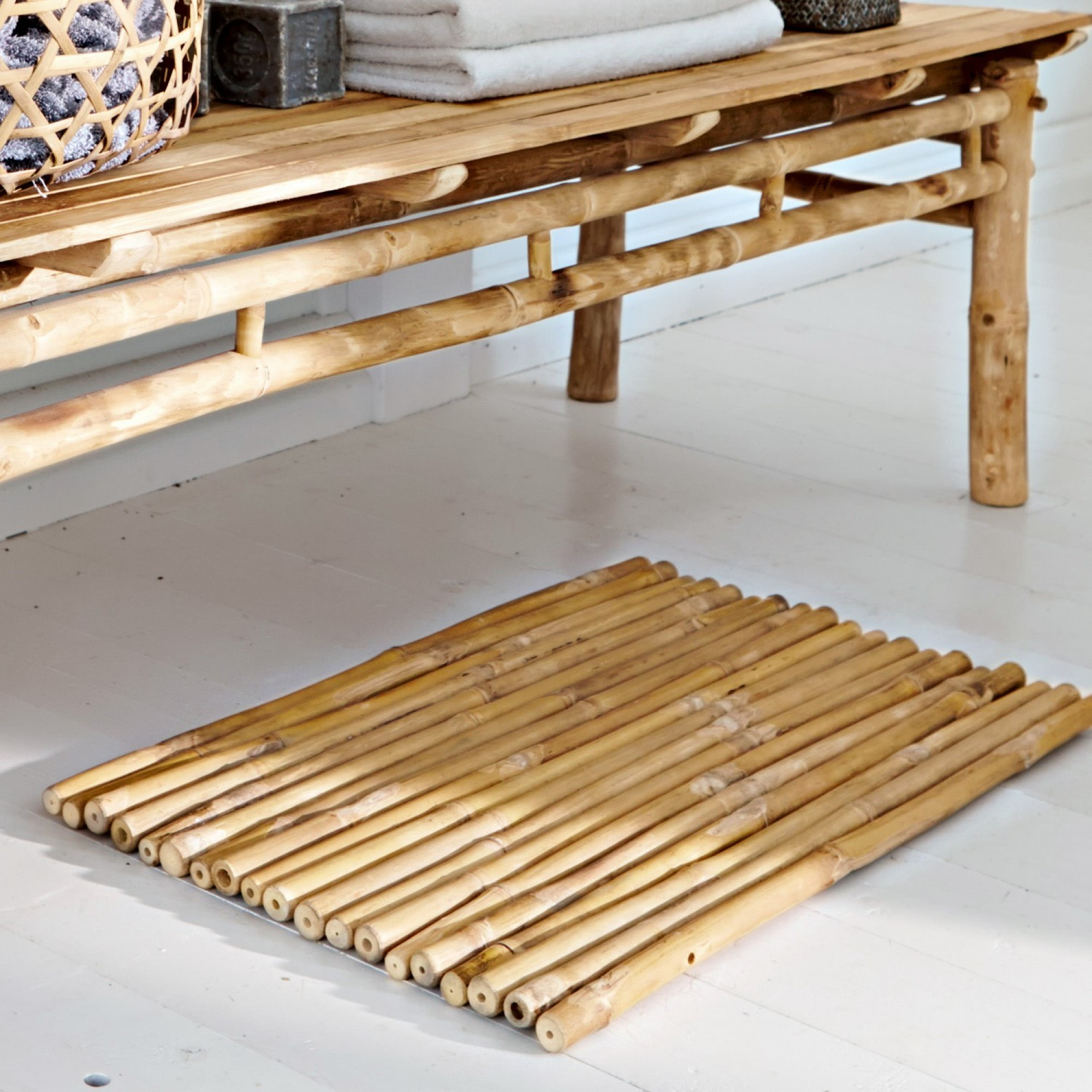 badematte gage loberon coming home. Black Bedroom Furniture Sets. Home Design Ideas