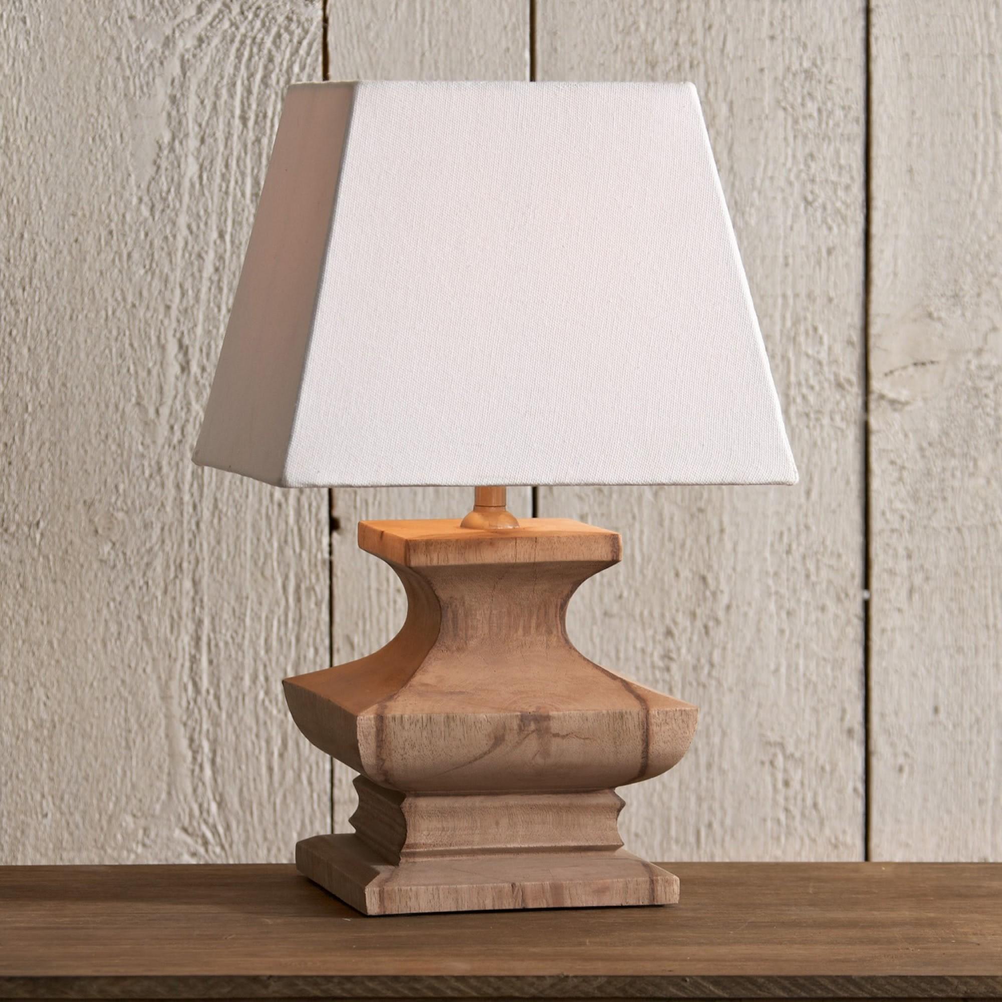 tischlampe kansas loberon coming home. Black Bedroom Furniture Sets. Home Design Ideas