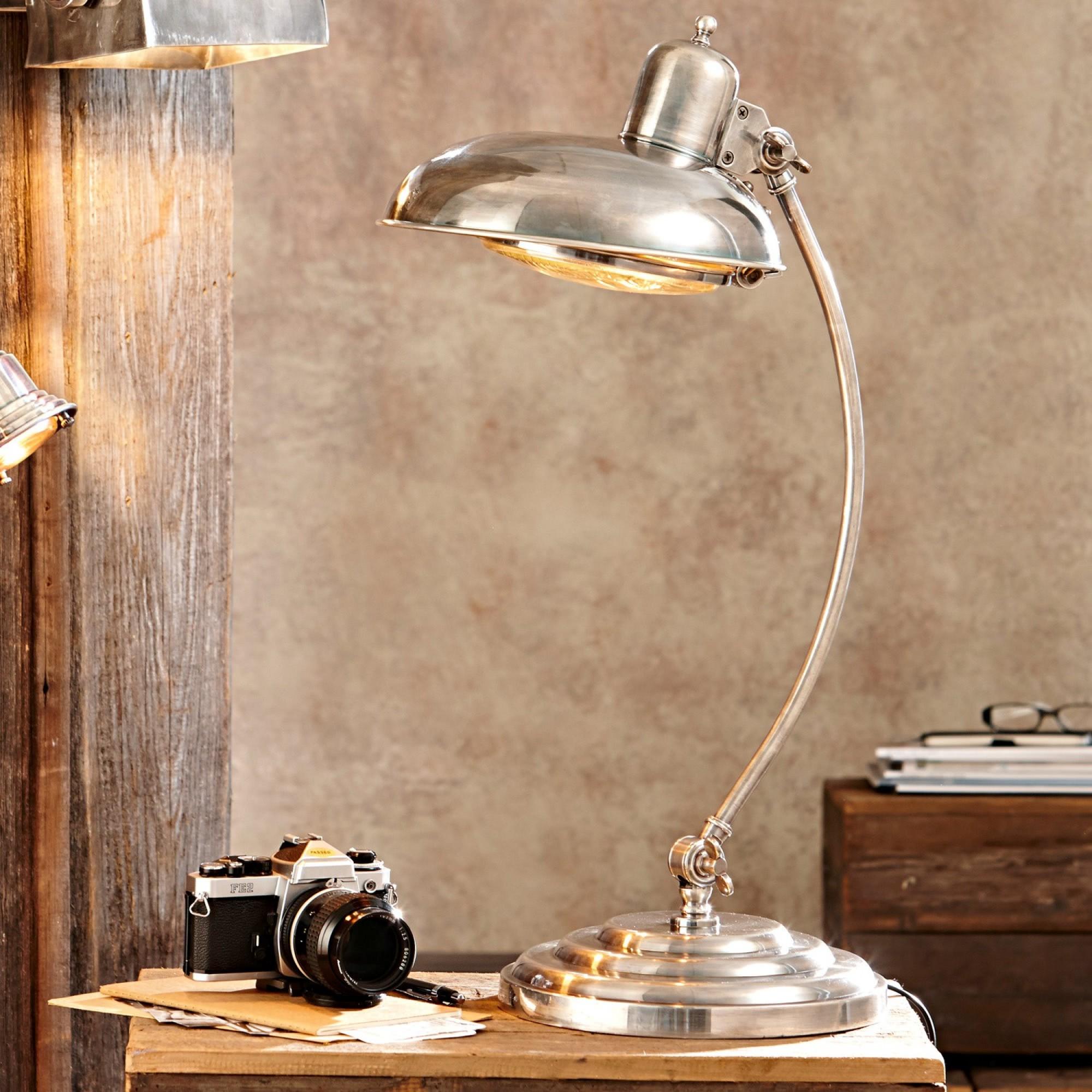 tischlampe carroll loberon coming home. Black Bedroom Furniture Sets. Home Design Ideas