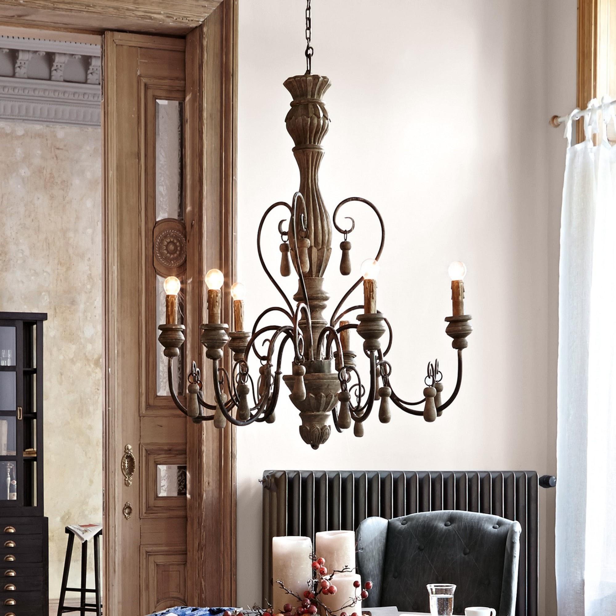 leuchter etienne loberon coming home. Black Bedroom Furniture Sets. Home Design Ideas