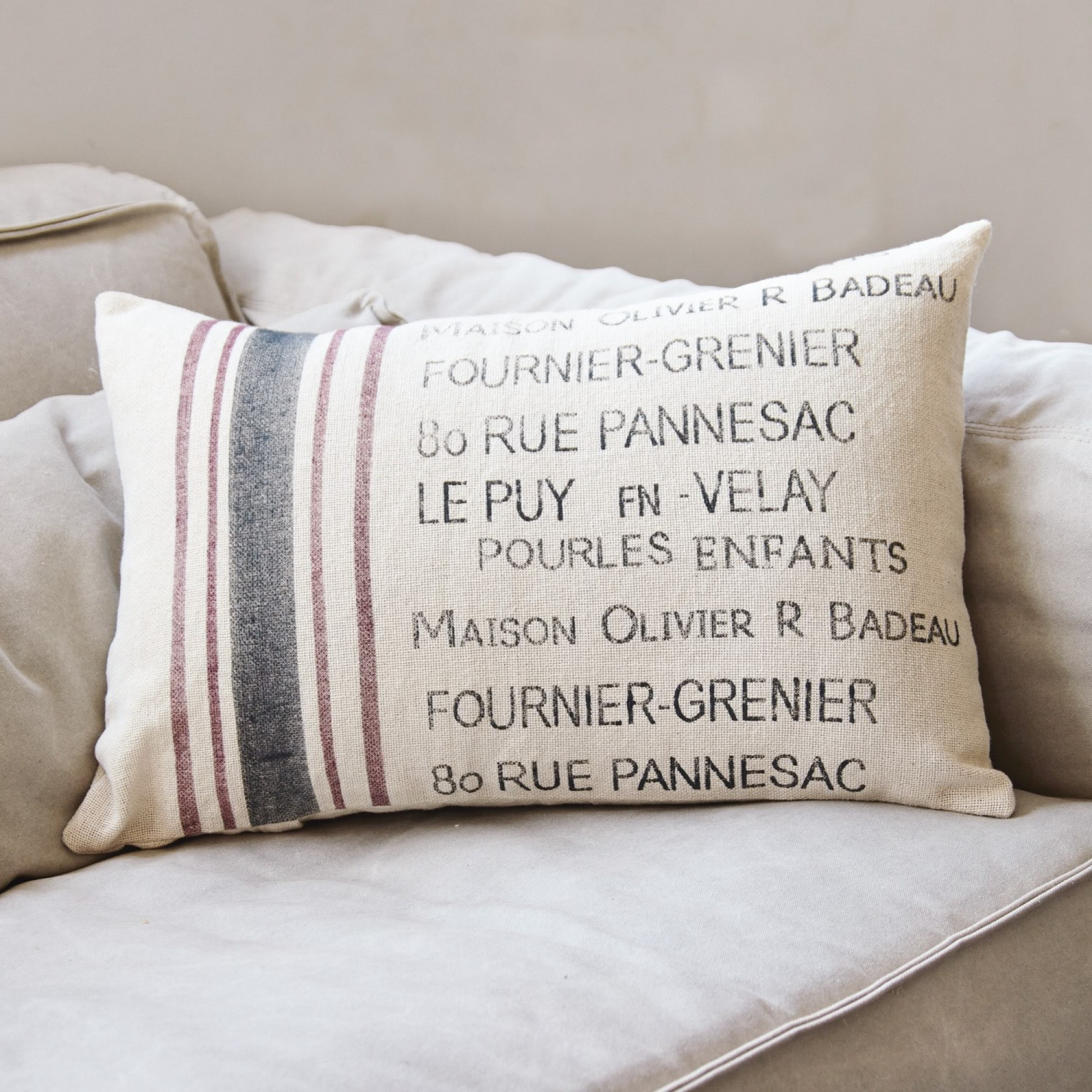 kissen paddy loberon coming home. Black Bedroom Furniture Sets. Home Design Ideas