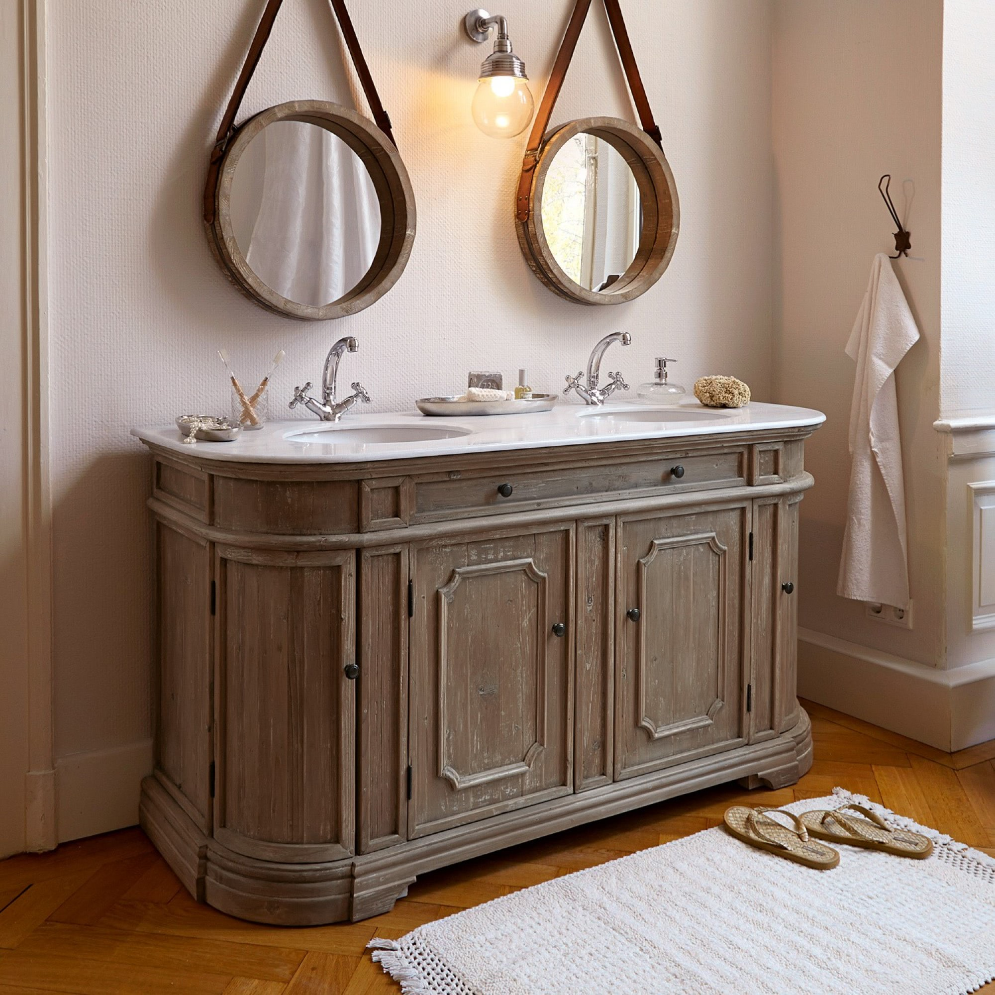 waschtisch bellingham loberon coming home. Black Bedroom Furniture Sets. Home Design Ideas
