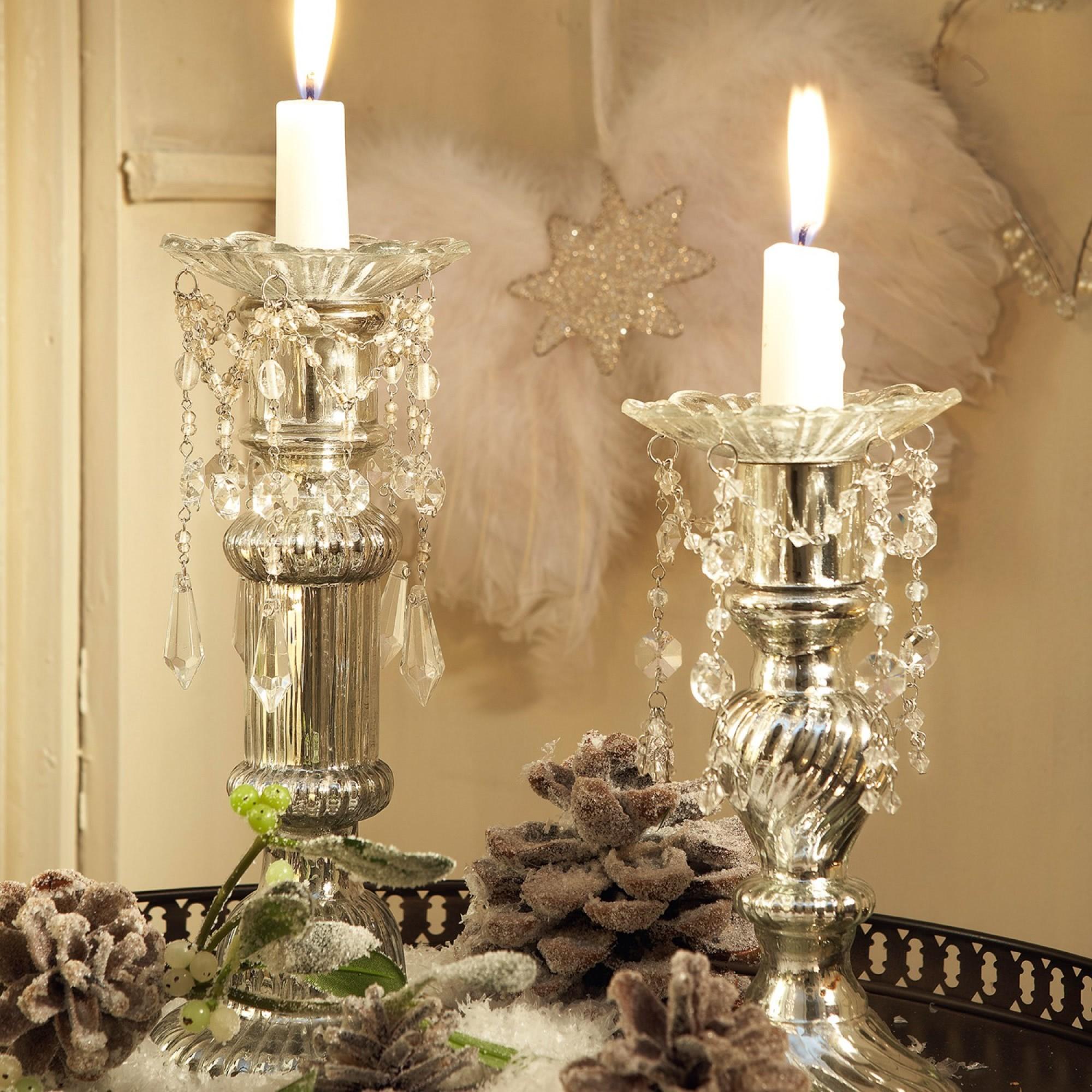 kerzenteller 2er set aurelia loberon coming home. Black Bedroom Furniture Sets. Home Design Ideas