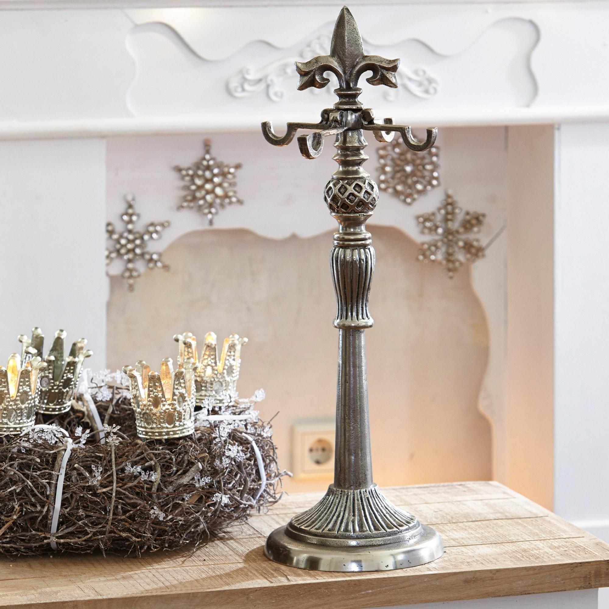 adventskranzst nder edmond loberon coming home. Black Bedroom Furniture Sets. Home Design Ideas