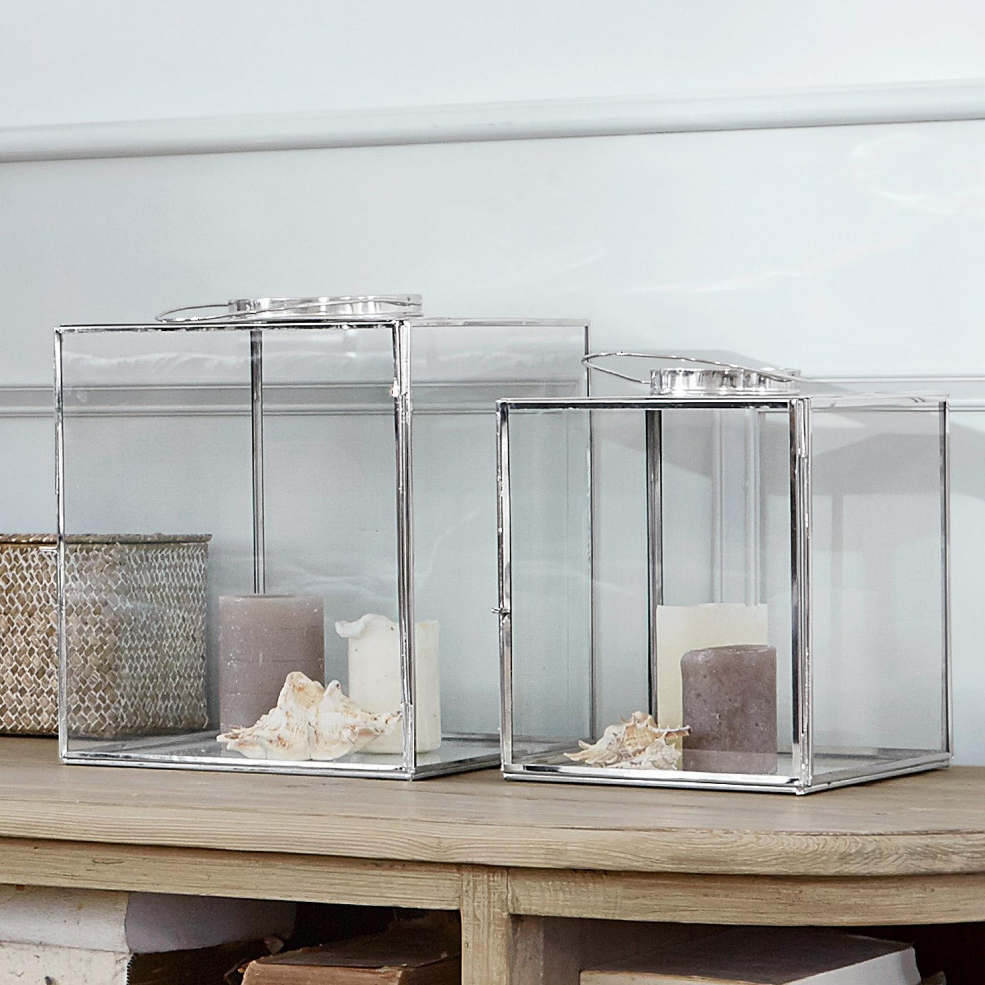laterne 2er set felisha loberon coming home. Black Bedroom Furniture Sets. Home Design Ideas