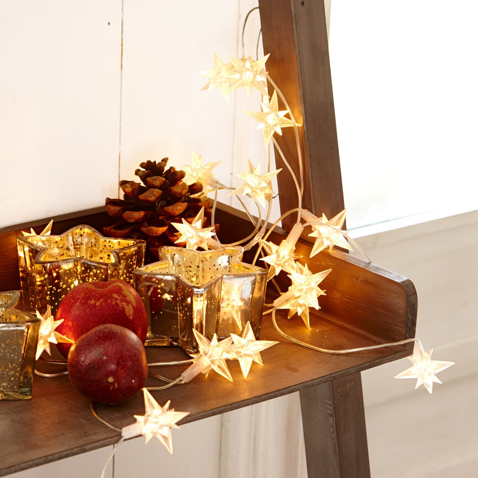 lichterkette starshine loberon coming home. Black Bedroom Furniture Sets. Home Design Ideas