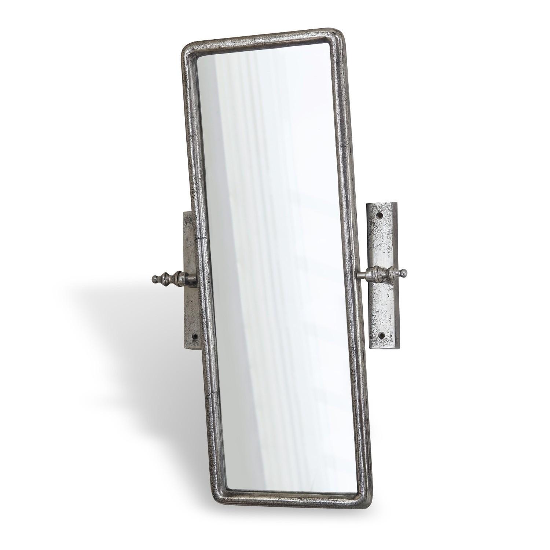 LOBERON Spiegel Prescott, antiksilber (8 x 44 x 70cm)