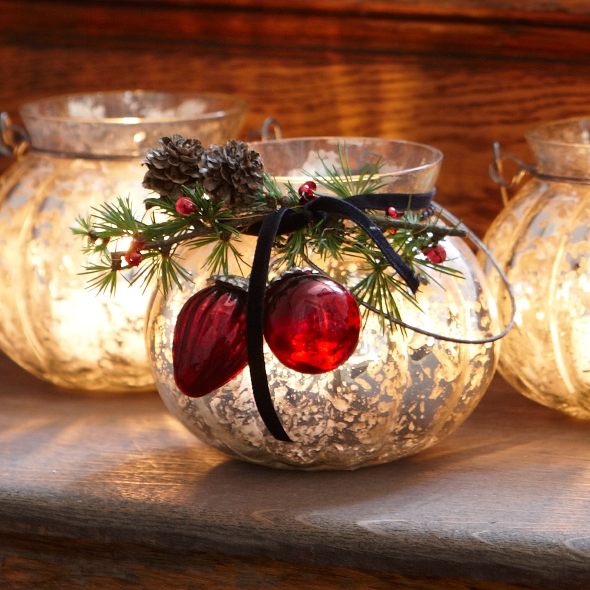 weihnachtsschmuck 6er set levier loberon coming home. Black Bedroom Furniture Sets. Home Design Ideas