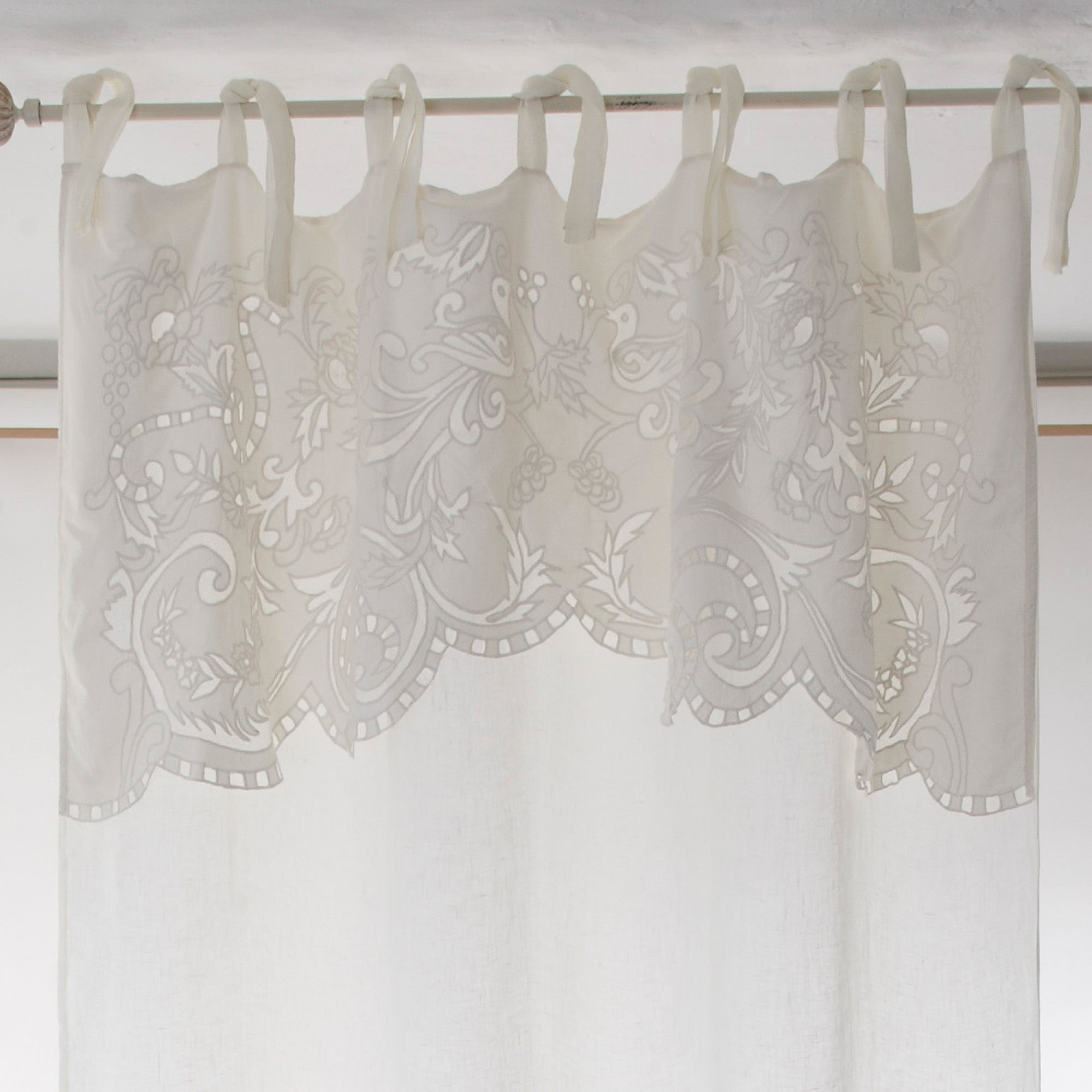 leinen gardinen leinen gardinen leinen gardinen wei. Black Bedroom Furniture Sets. Home Design Ideas