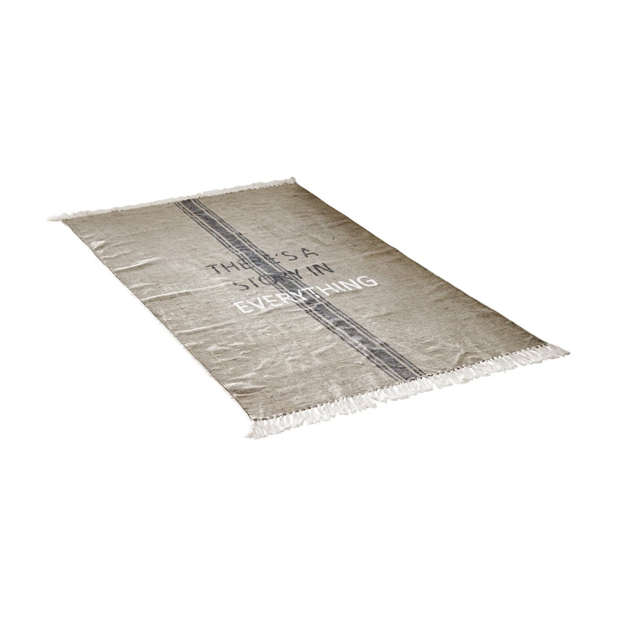 Teppich khaki 20415320171102 for Loberon teppich