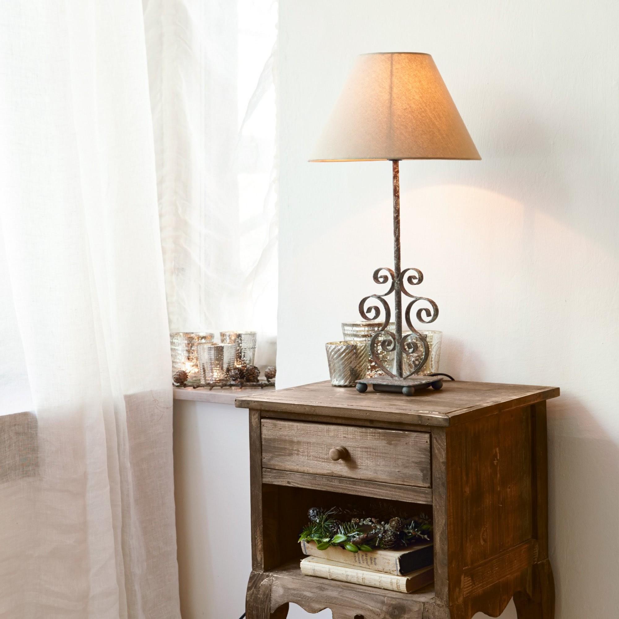 tischlampe clamart loberon coming home. Black Bedroom Furniture Sets. Home Design Ideas
