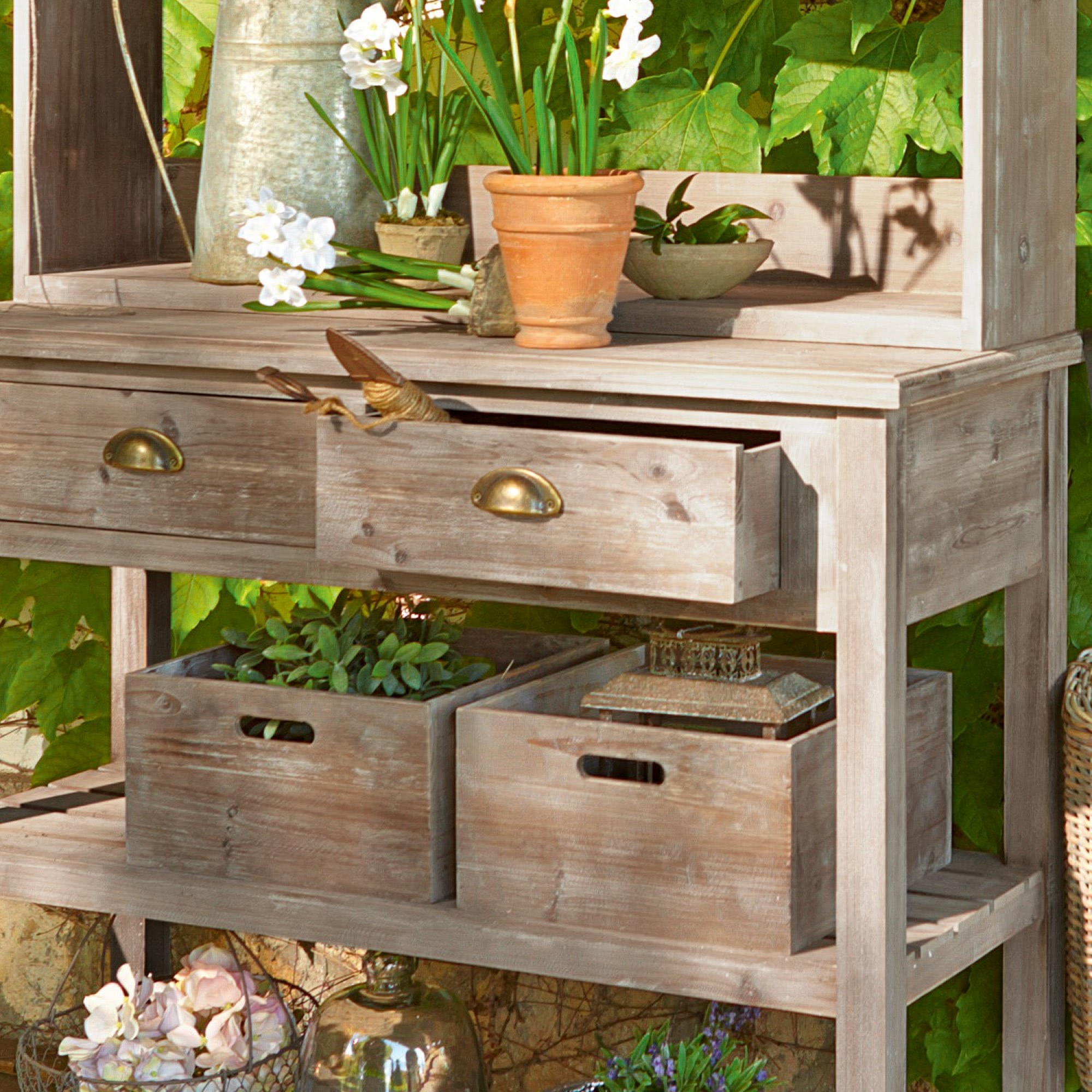 pflanztisch landover loberon coming home. Black Bedroom Furniture Sets. Home Design Ideas