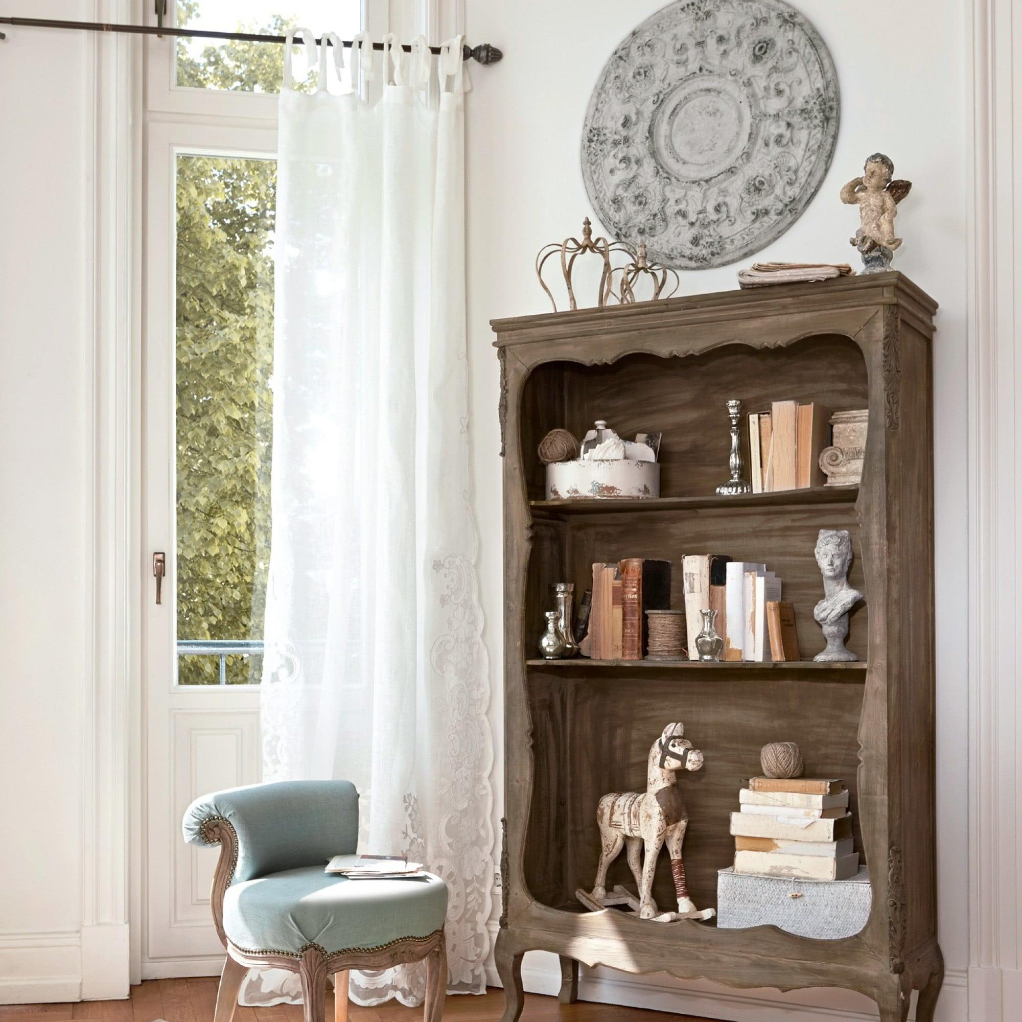 gardine greta loberon coming home. Black Bedroom Furniture Sets. Home Design Ideas