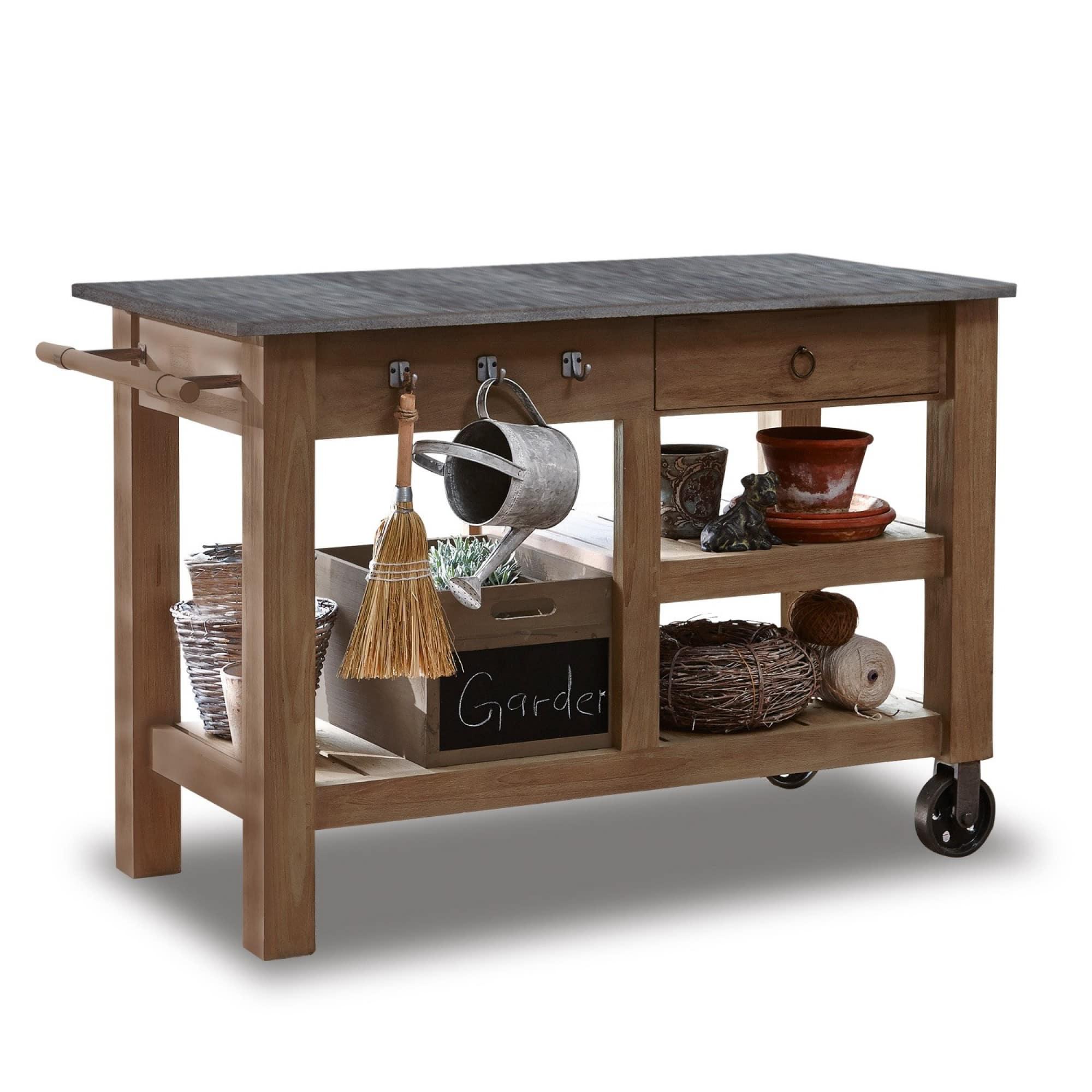 pflanztisch ellenton loberon coming home. Black Bedroom Furniture Sets. Home Design Ideas