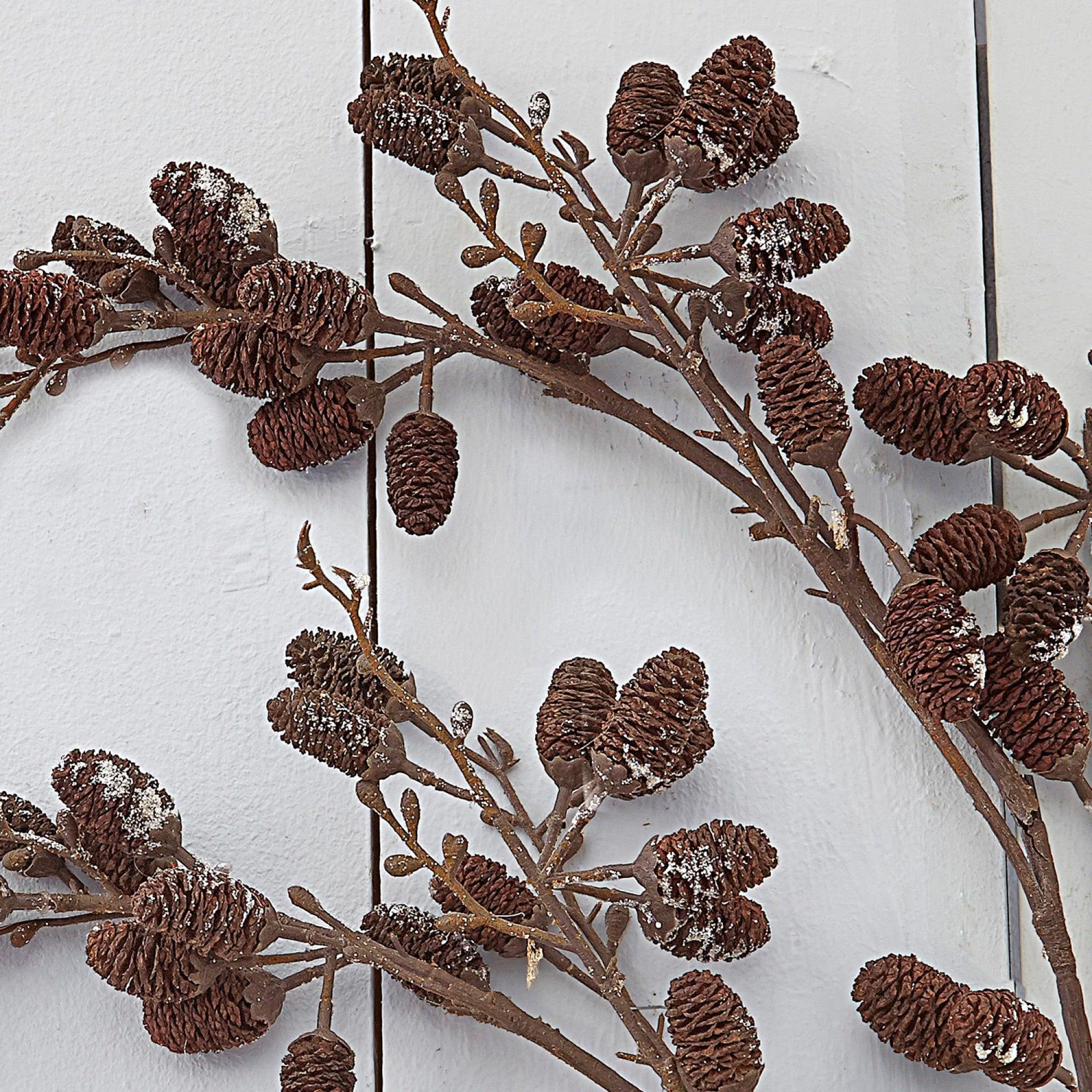 deko zweige 2er set pine loberon coming home. Black Bedroom Furniture Sets. Home Design Ideas
