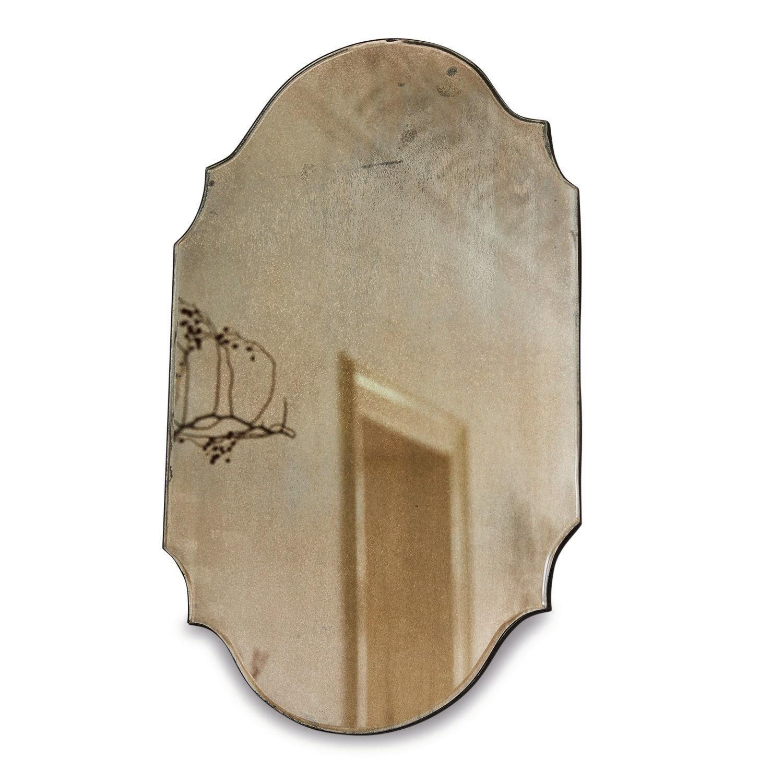 LOBERON Spiegel Viviers, klar (46 x 74cm)