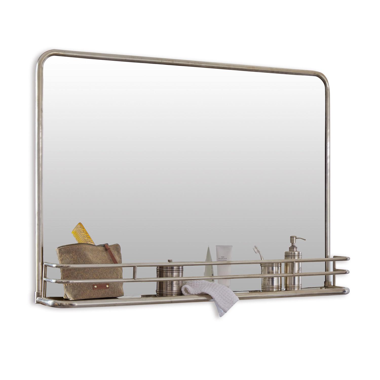 LOBERON Spiegel Opoli, silber (18 x 120 x 85cm)