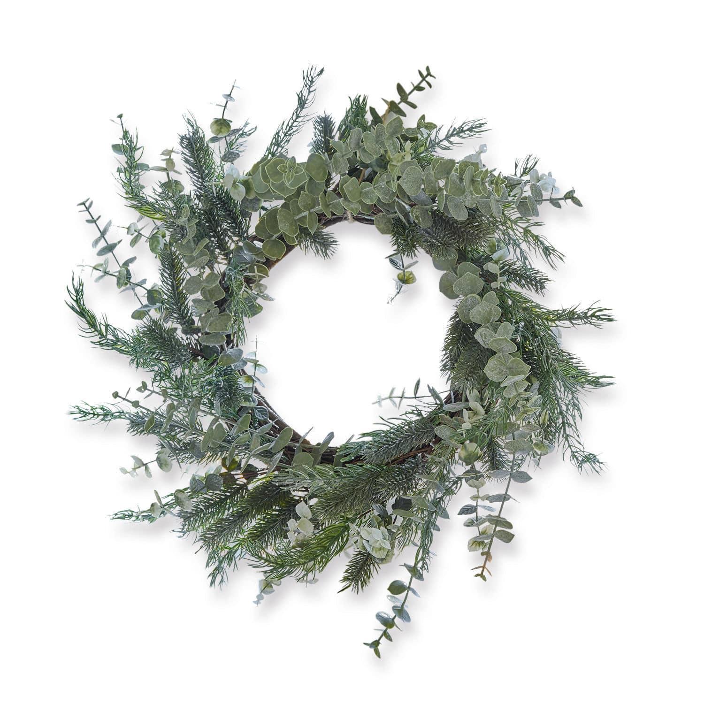 LOBERON Kranz Kuvena, grün (15cm)