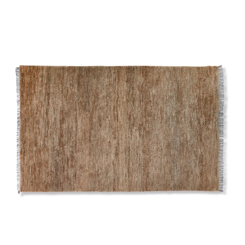 LOBERON Teppich Vorst, braun (170 x 240cm)