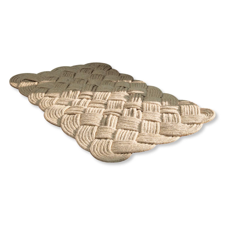 LOBERON Fußmatte Harman, beige (50 x 80cm)