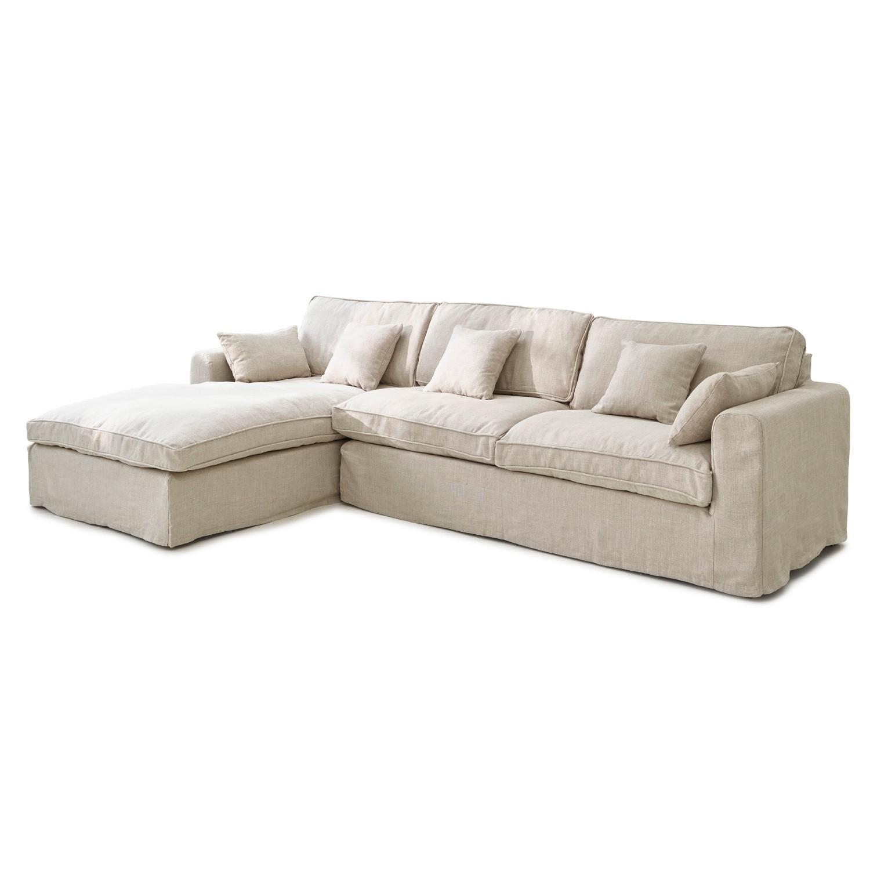 LOBERON Sofa Seaford, beige
