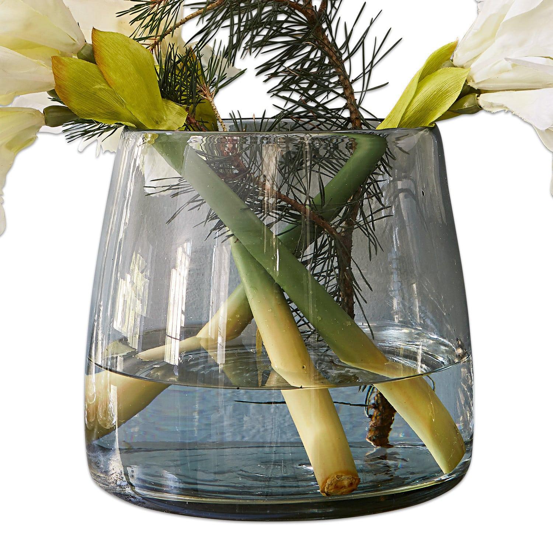 LOBERON Vase Inga, klar (21cm)